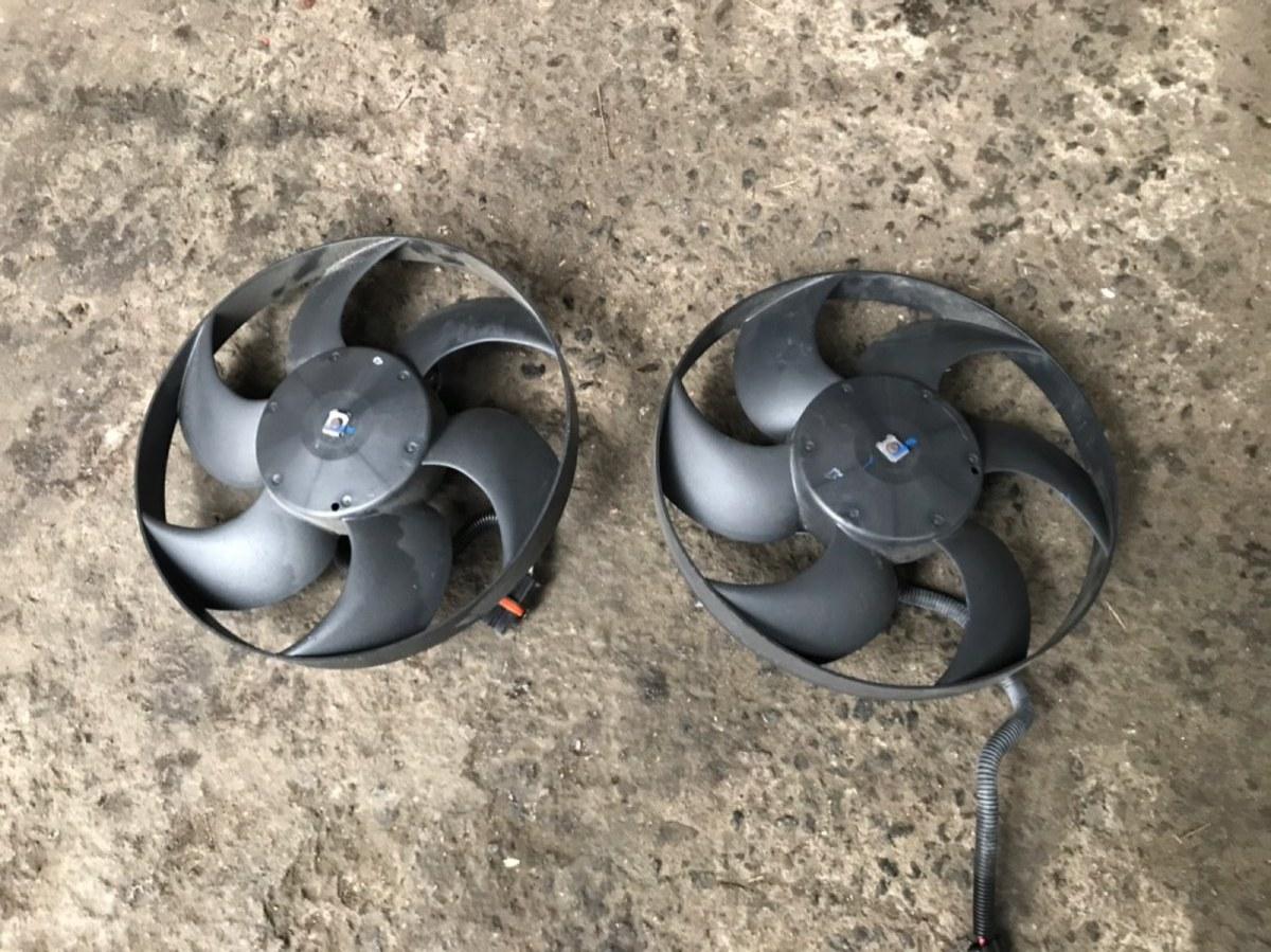 Вентилятор радиатора Jaguar X-type 2001 (б/у)