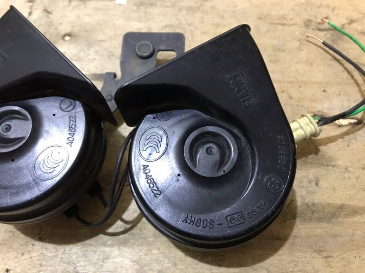 Сигналы звуковые комплект Jaguar X-type 2001 (б/у)