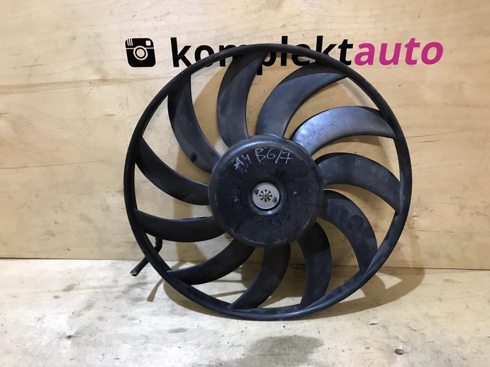 Вентилятор радиатора Audi A4 B6 2000 (б/у)