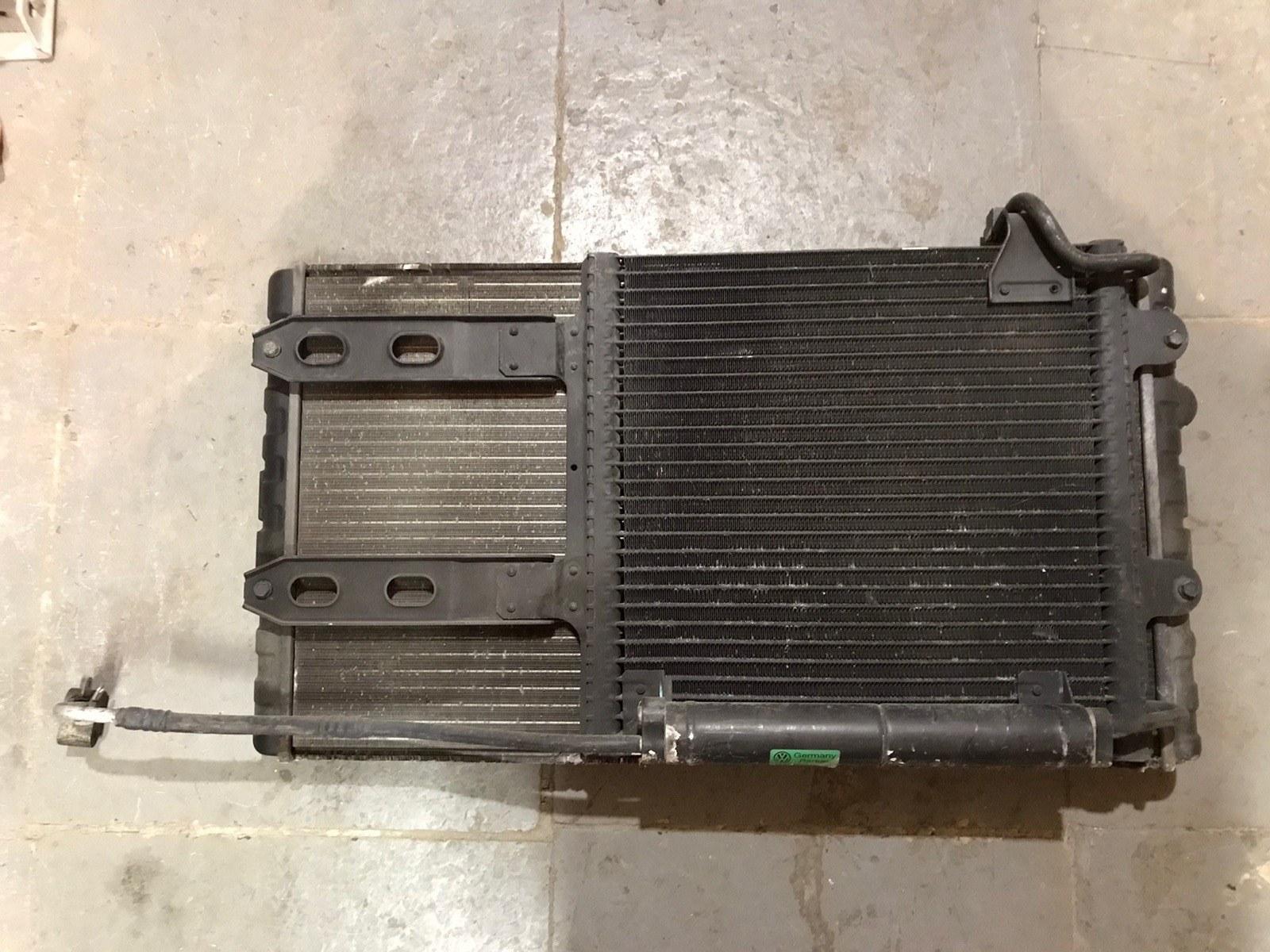 Кассета радиаторов Volkswagen Polo 3 1994 (б/у)