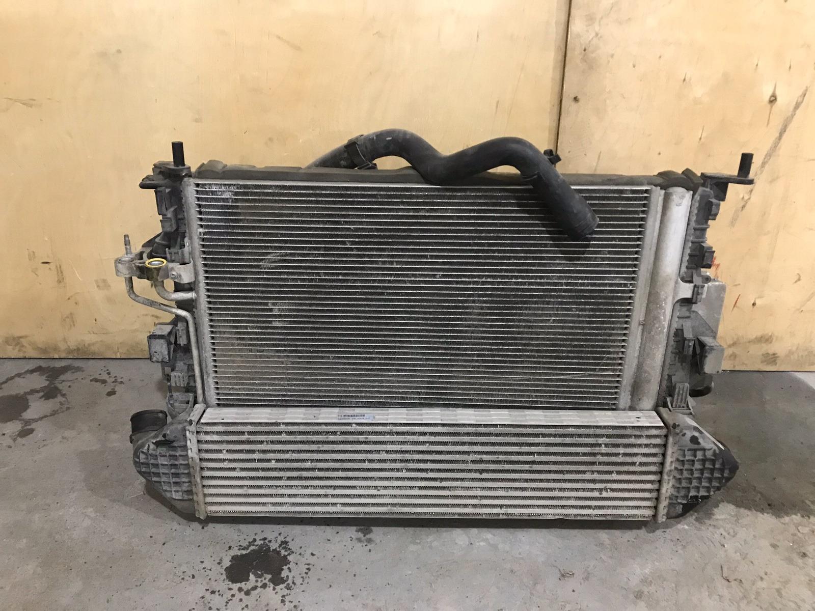 Кассета радиаторов Ford Focus 3 СЕДАН 2.0 TDCI 2011 (б/у)