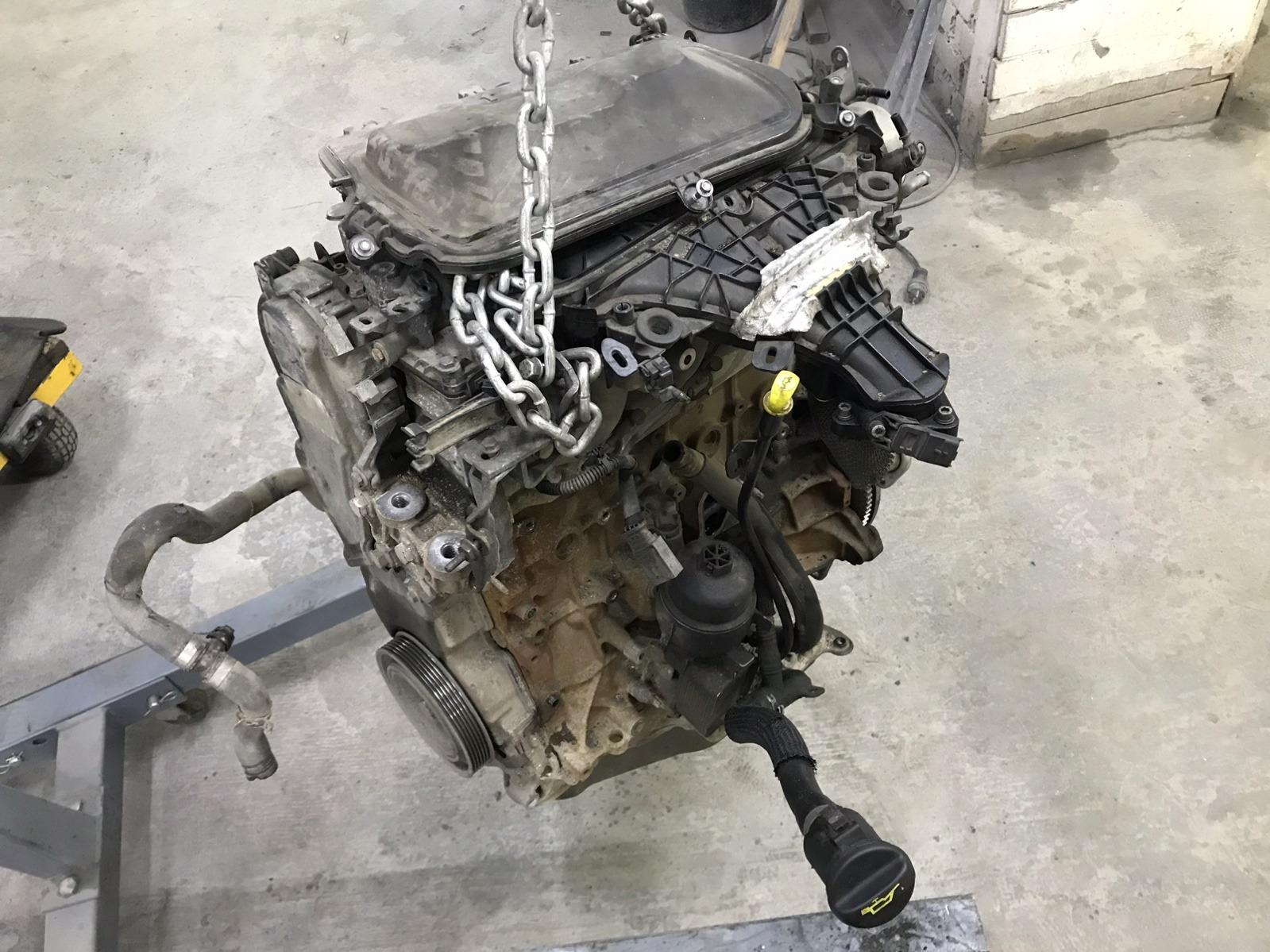 Двигатель Ford Focus 3 СЕДАН 2.0 TDCI 2011 (б/у)