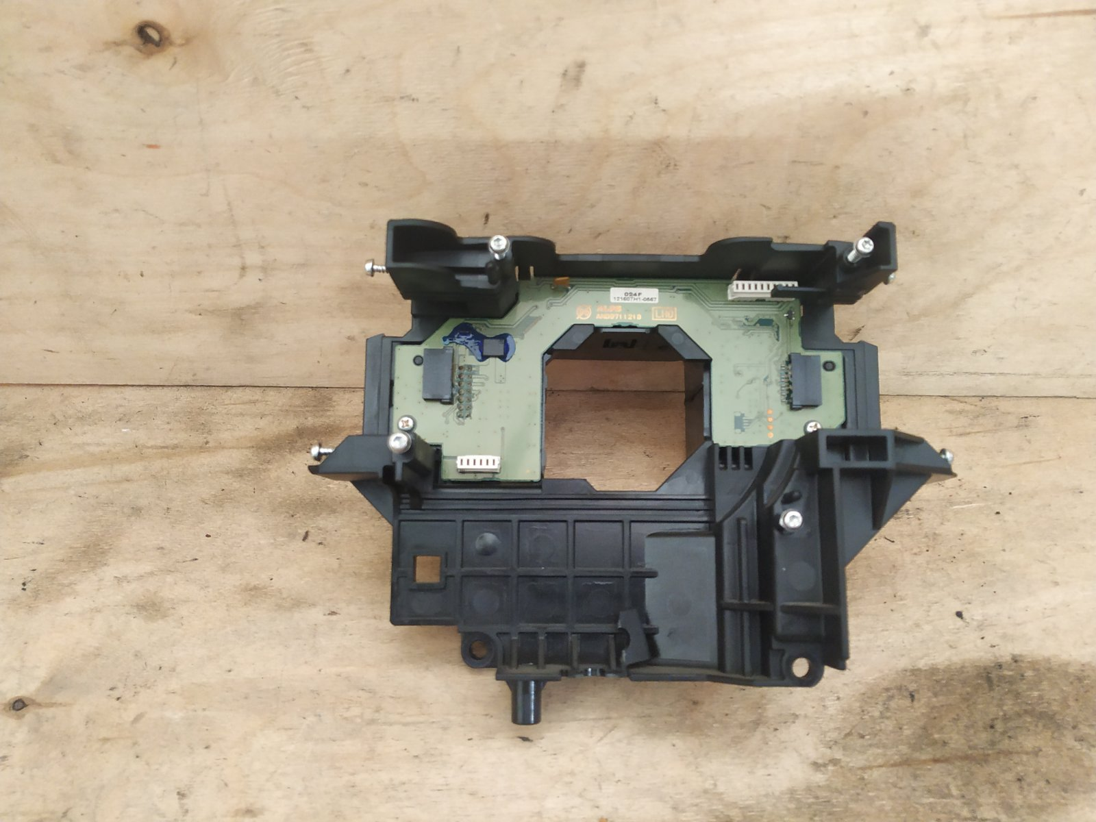 Крепеж подрулевых переключателей Ford Focus 3 СЕДАН 2011 (б/у)