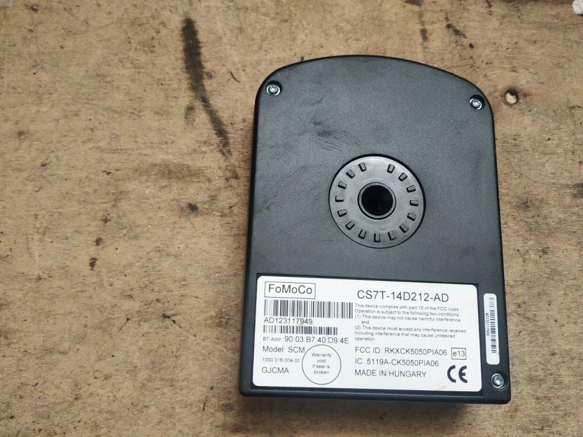 Мультиблок управления магнитолой Ford Focus 3 СЕДАН 2011 (б/у)