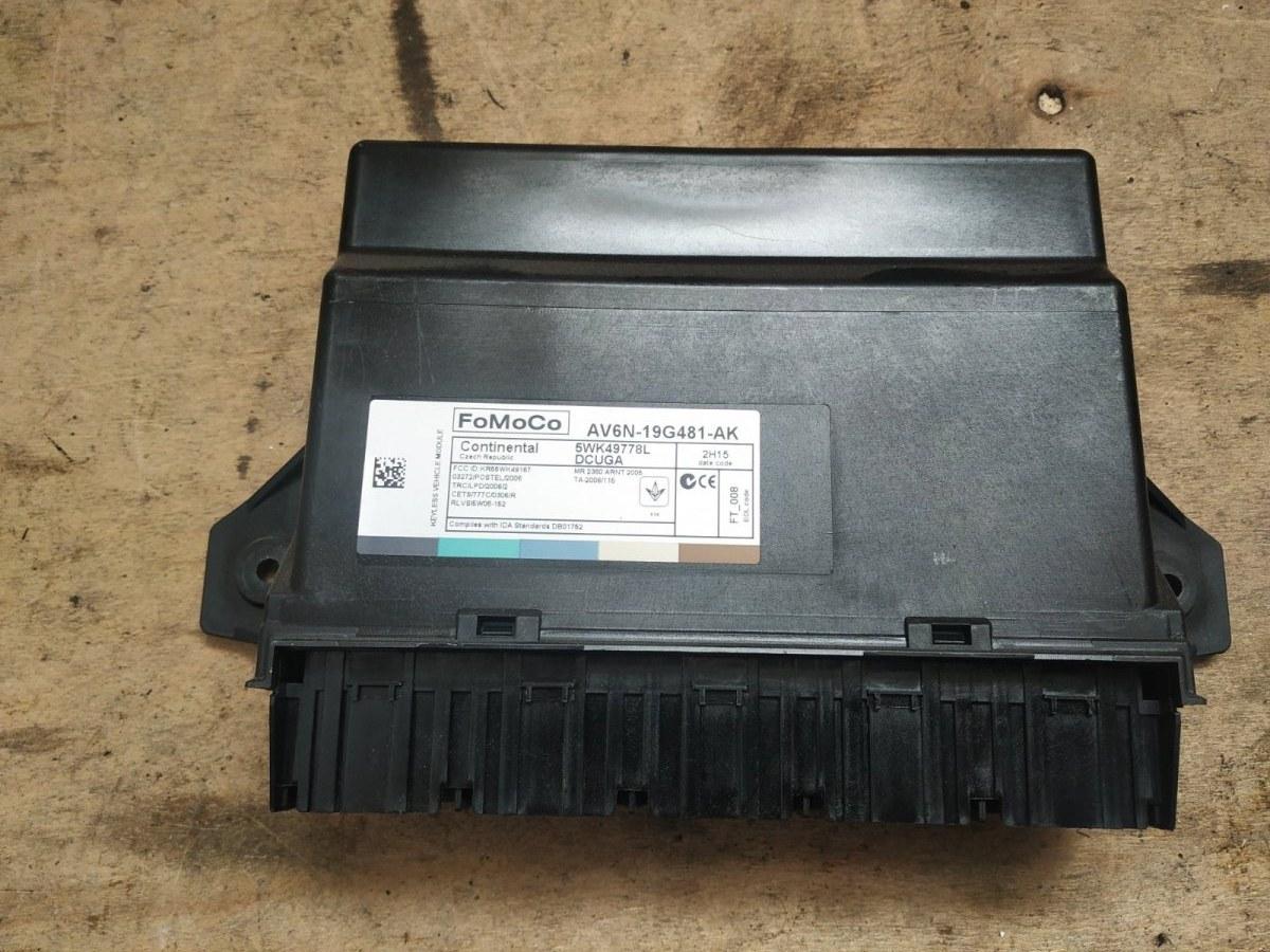 Блок управления центральным замком Ford Focus 3 СЕДАН 2011 (б/у)