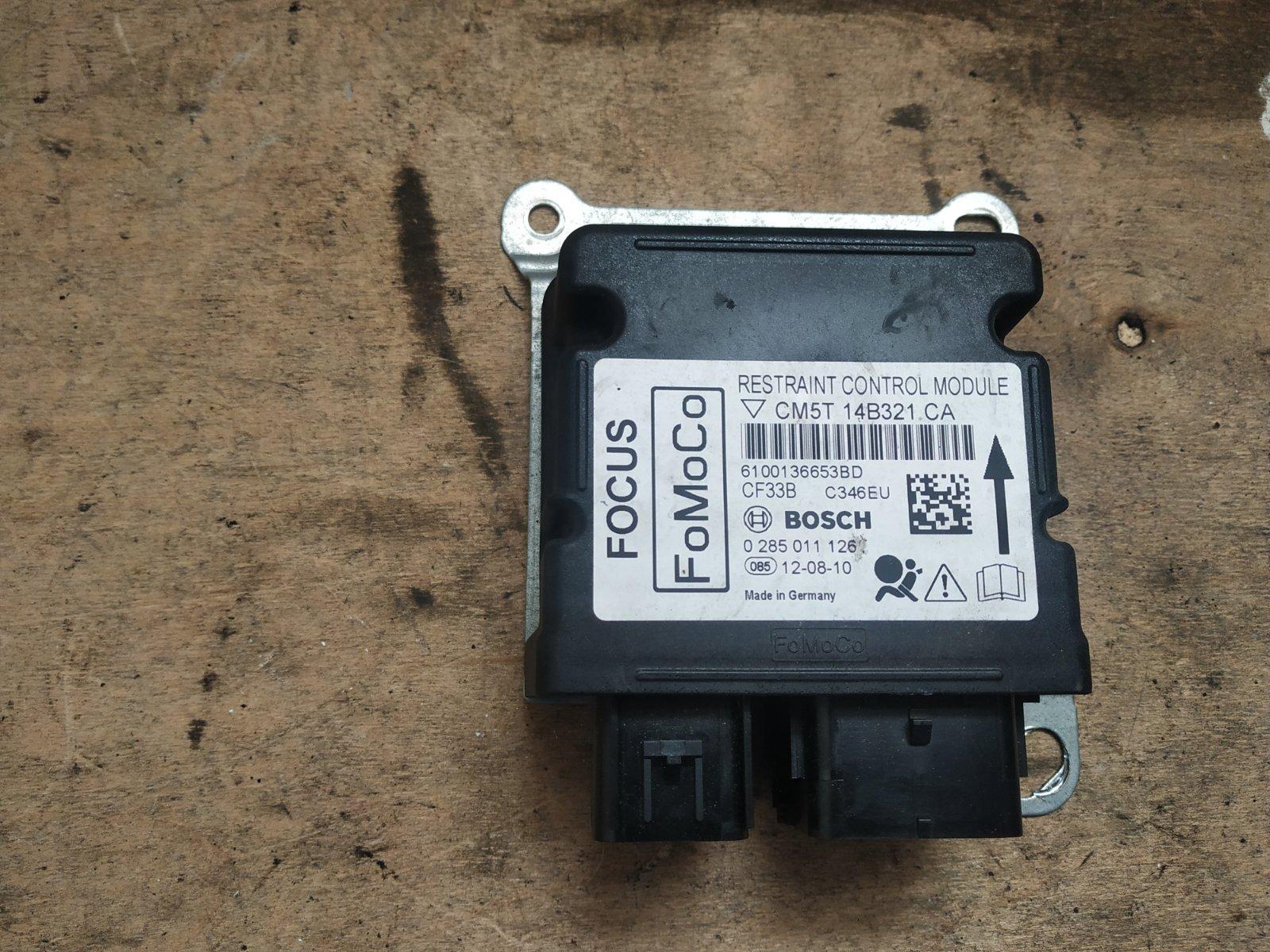 Блок управления airbag Ford Focus 3 СЕДАН 2011 (б/у)