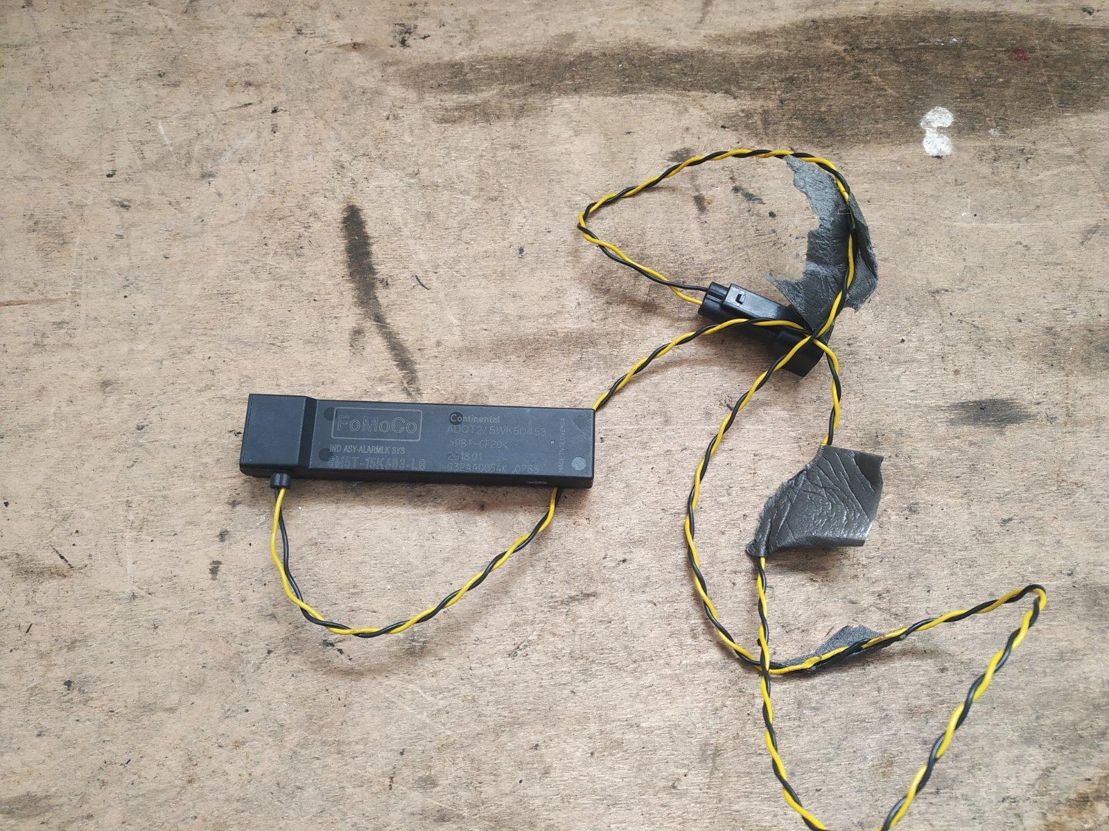 Антенна штатной сигнализации Ford Focus 3 СЕДАН 2011 (б/у)