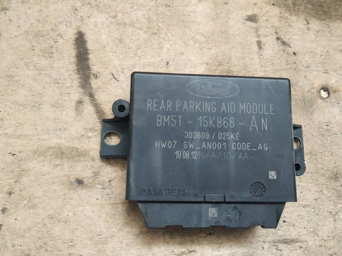 Блок управления парктрониками Ford Focus 3 СЕДАН 2011 (б/у)