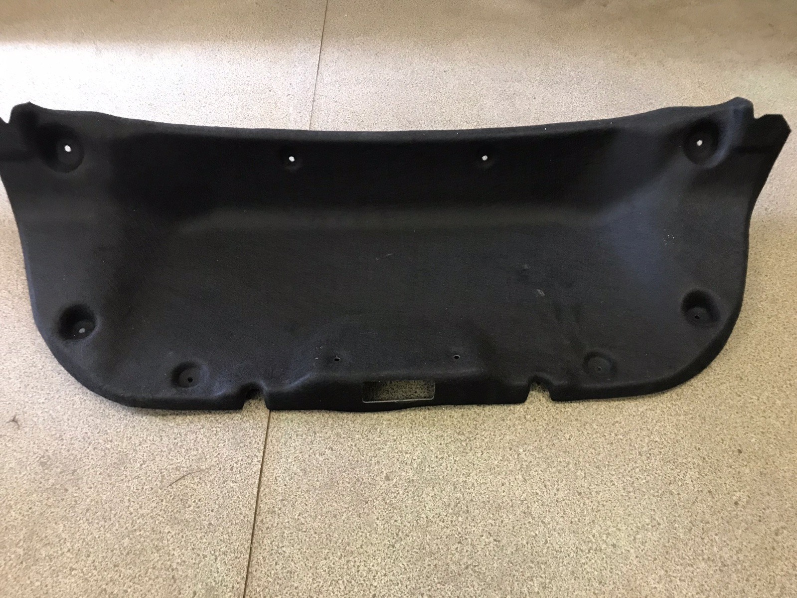 Обшивка крышки багажника Ford Focus 3 СЕДАН 2011 (б/у)