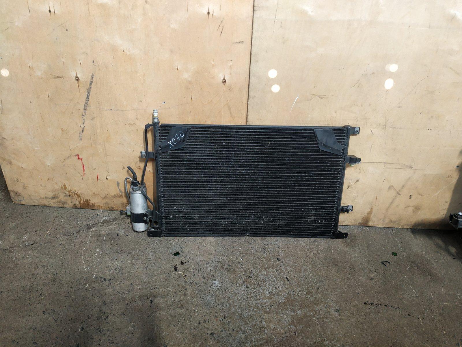 Радиатор кондиционера Volvo XC70 1 2000 (б/у)