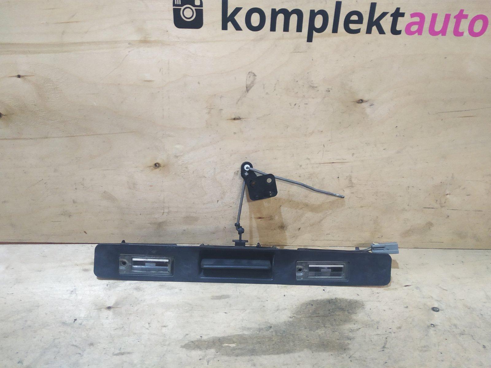 Ручка двери багажника Volvo XC70 1 2000 задняя (б/у)