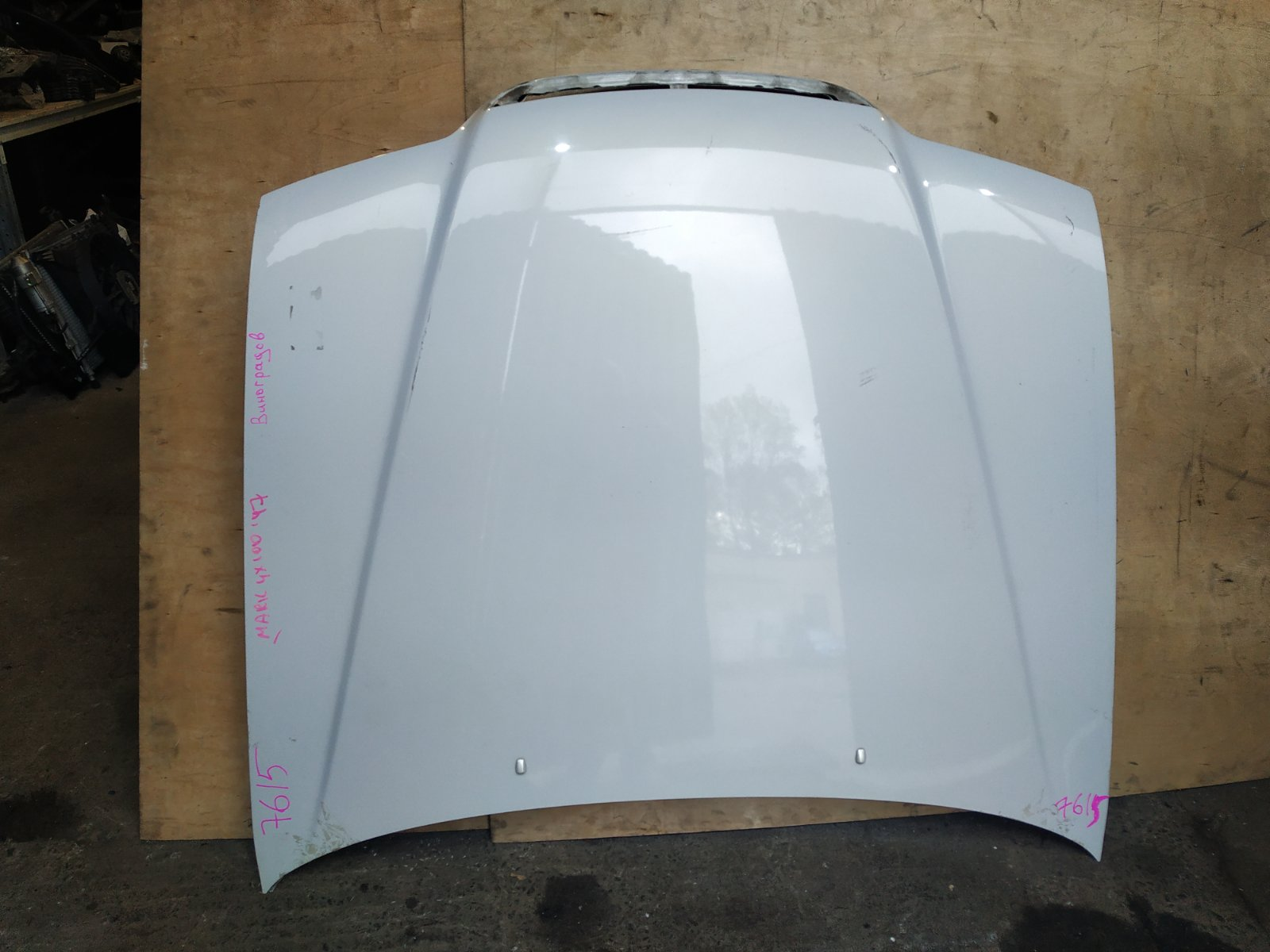 Капот Toyota Mark 2 100 (б/у)