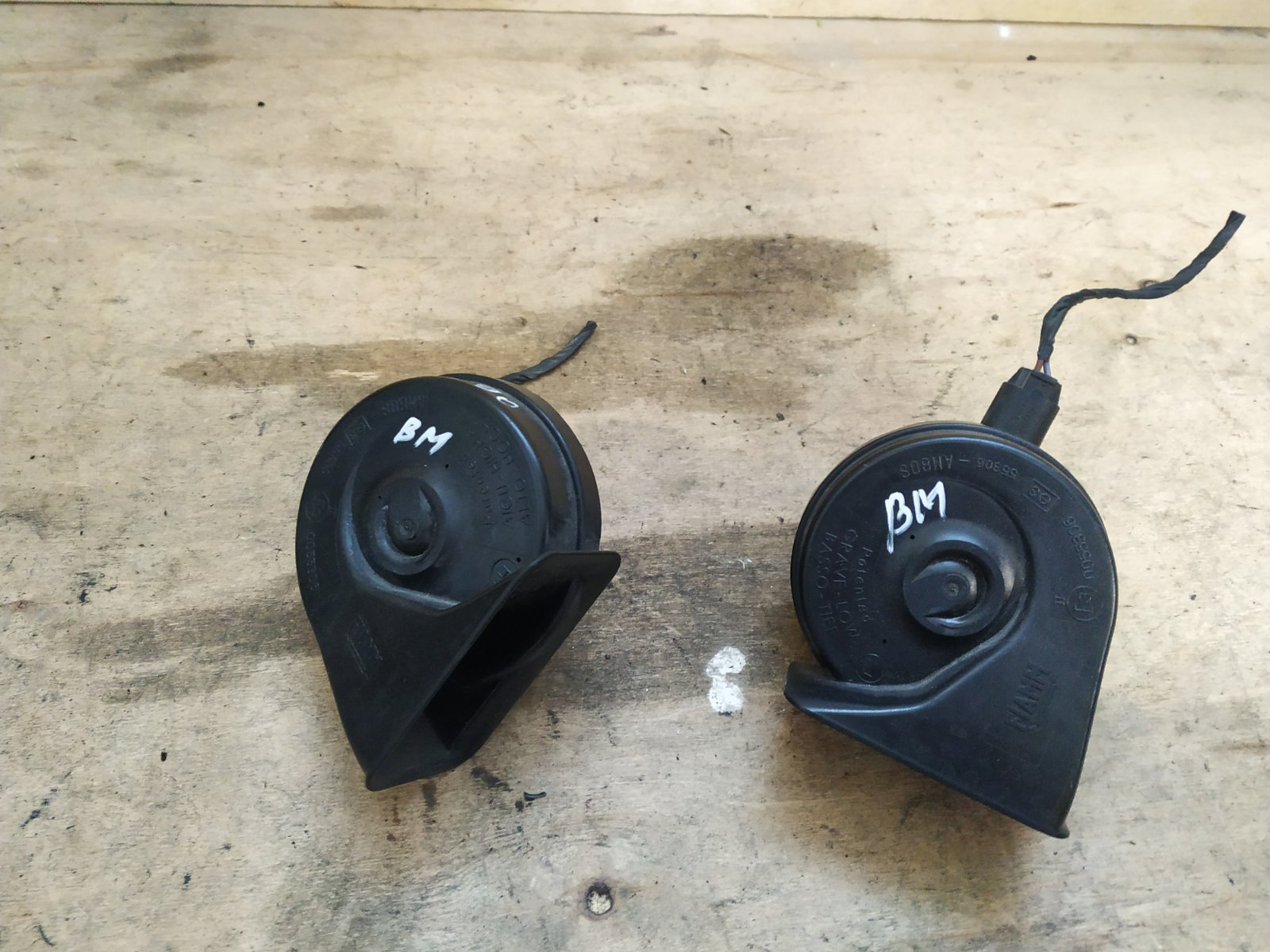 Сигналы звуковые комплект BMW 3-Series E90 2005 (б/у)