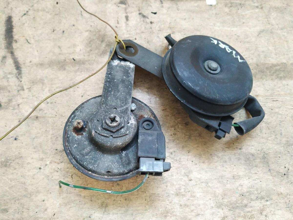 Сигналы звуковые комплект Toyota Mark 2 100 1996 (б/у)