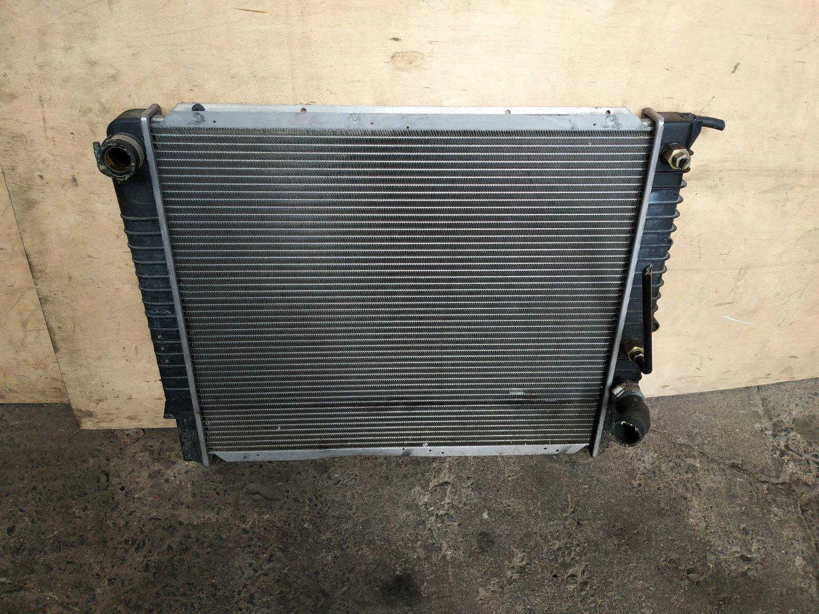 Радиатор основной Volvo S90 1 1997 передний (б/у)