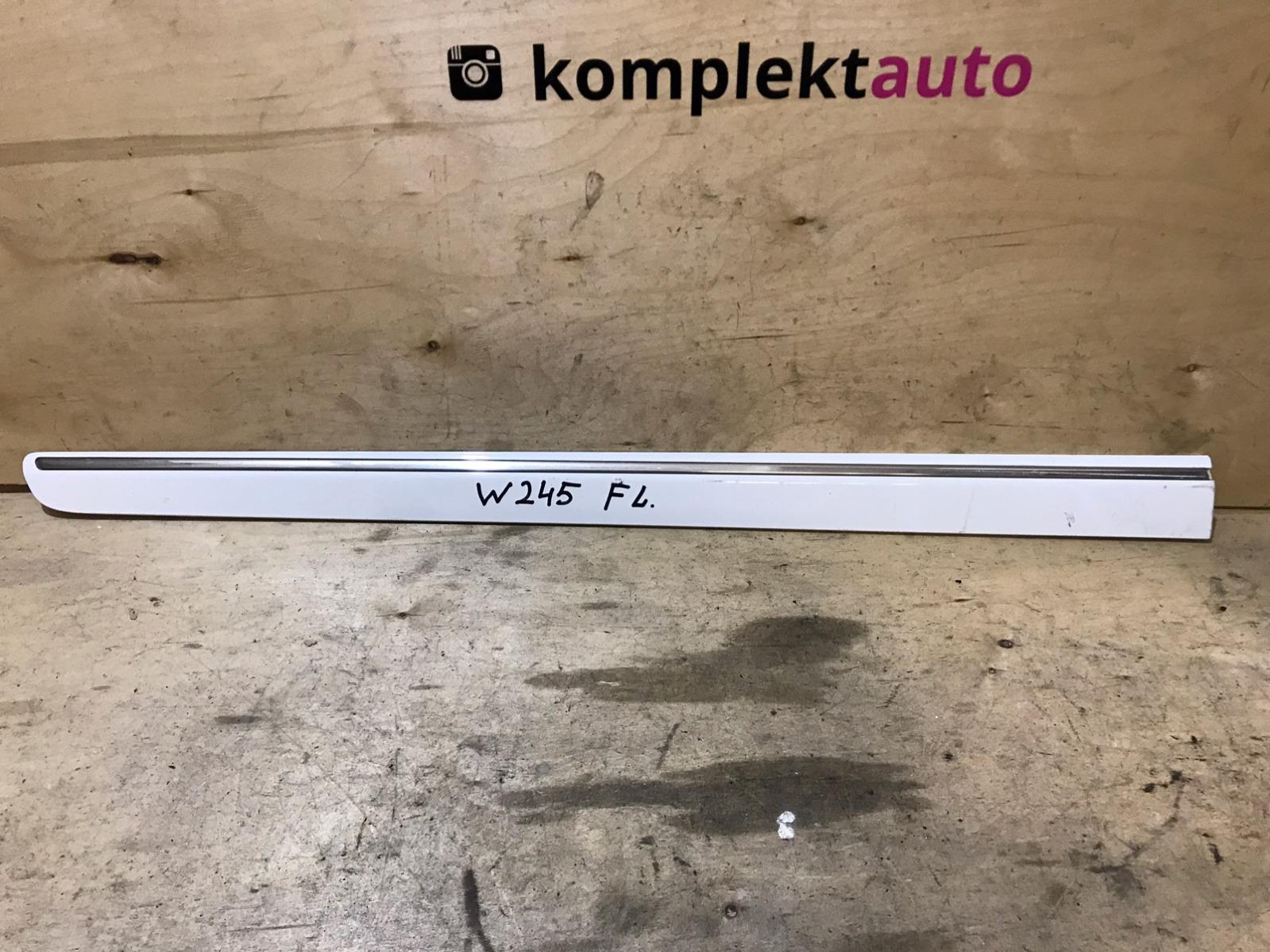 Молдинг двери Mercedes B-class W245 передний левый (б/у)