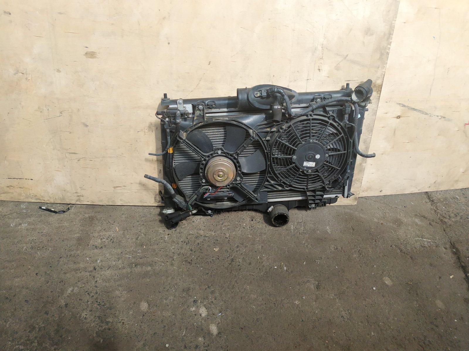 Кассета радиаторов Volvo S40 1 1995 (б/у)
