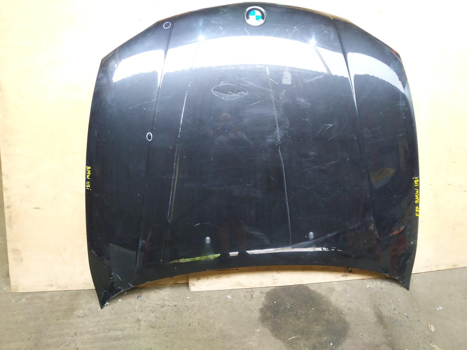Капот BMW 1-series E87 2004 (б/у)