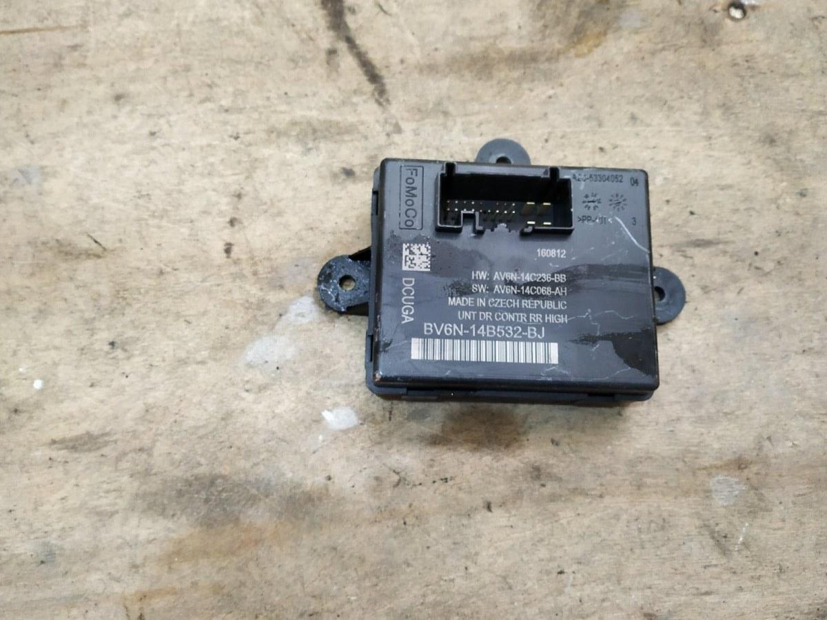 Блок комфорта Ford Focus 3 СЕДАН 2.0 TDCI 2011 задний левый (б/у)
