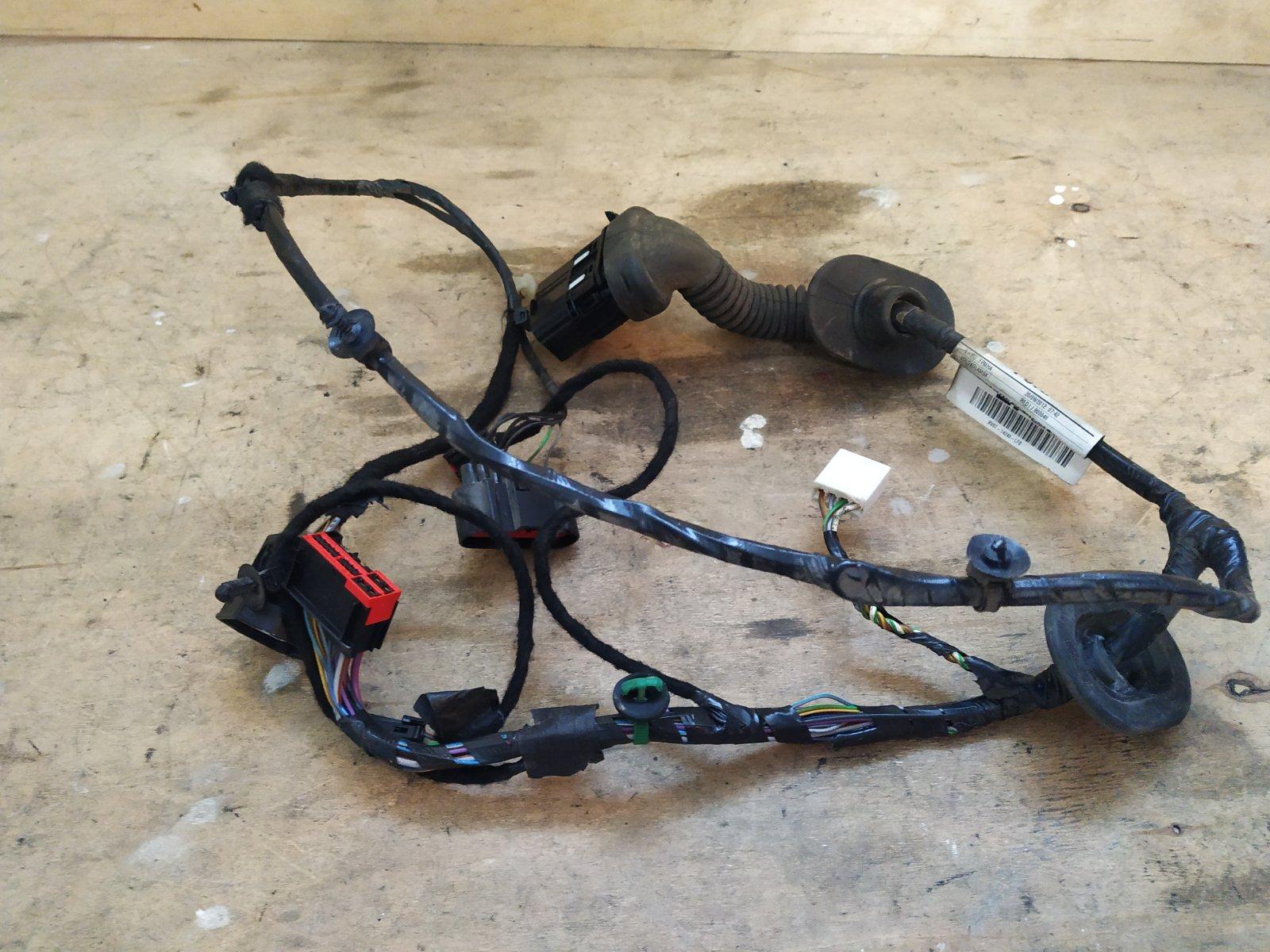 Проводка дверная Ford Focus 3 СЕДАН 2.0 TDCI 2011 задняя левая (б/у)