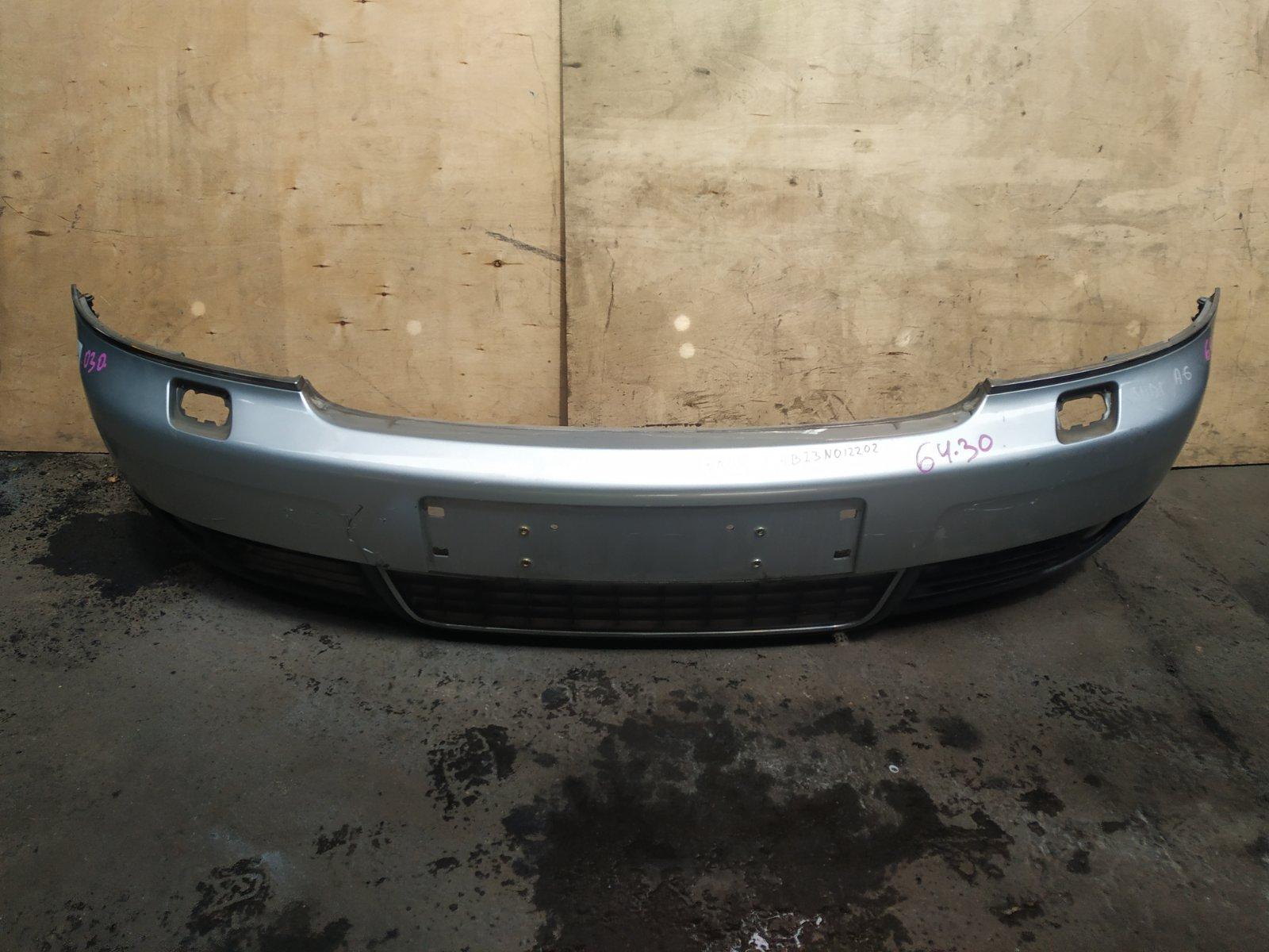 Бампер Audi A6 С5 2001 передний (б/у)