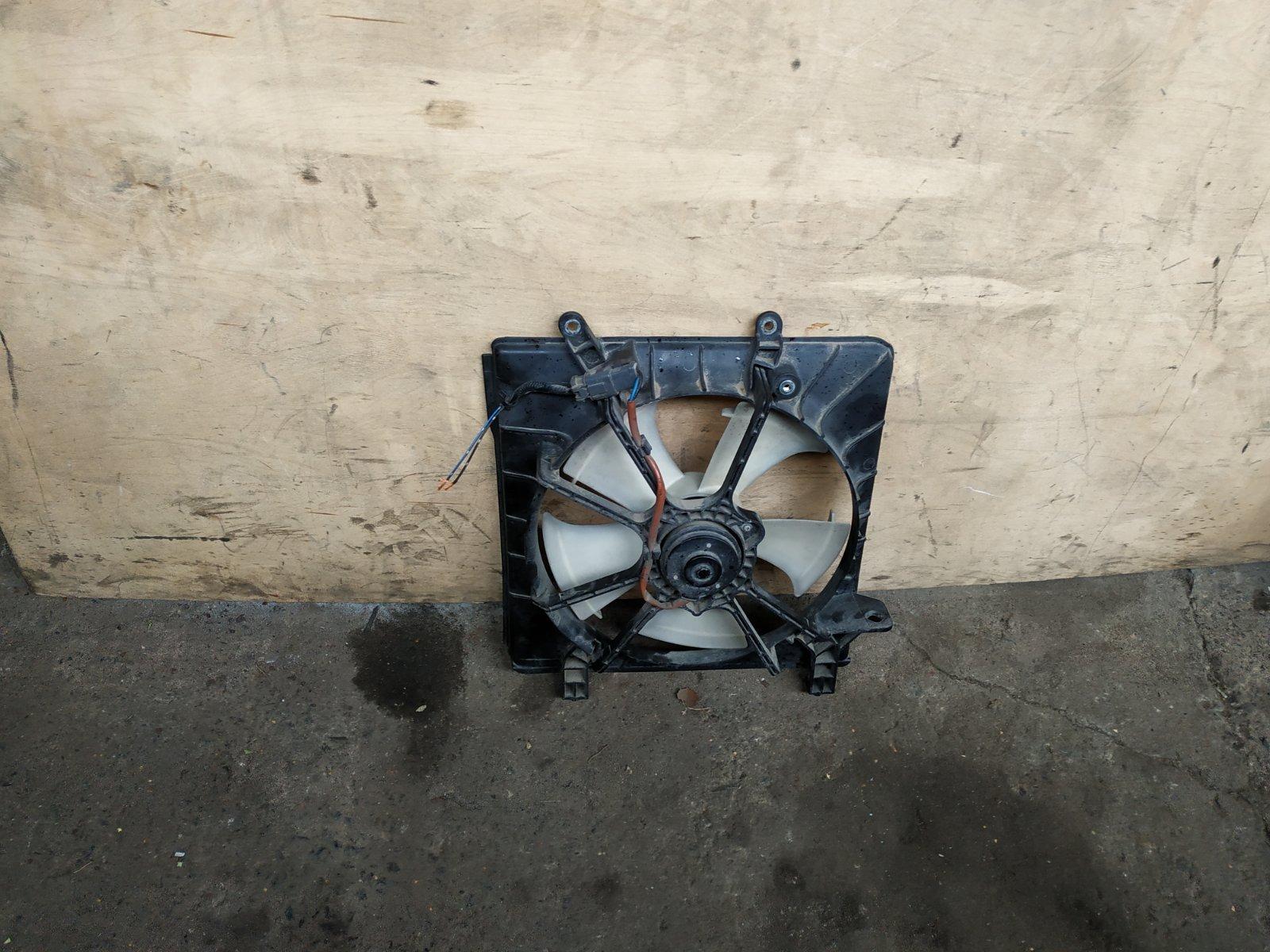 Диффузор с вентилятором Honda Accord 7 2003 (б/у)