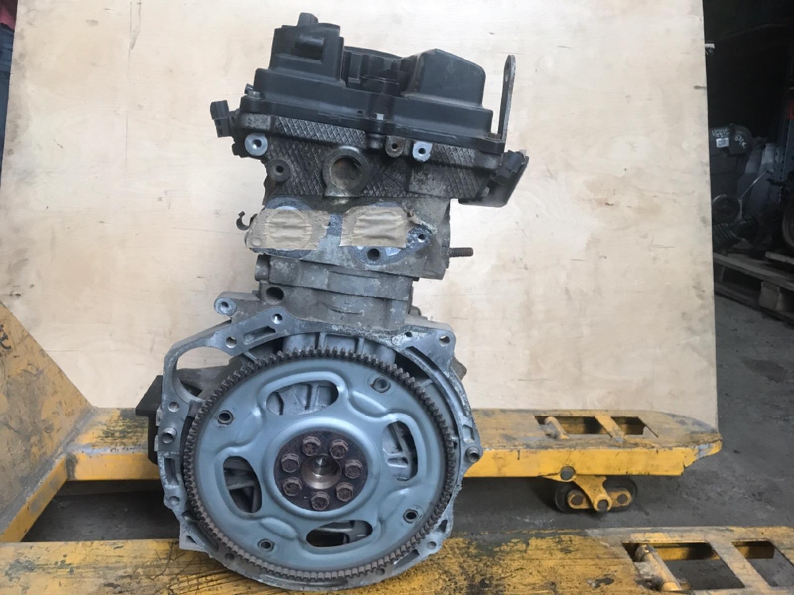 Двигатель Mitsubishi Outlander XL CW 4B12 2005 (б/у)