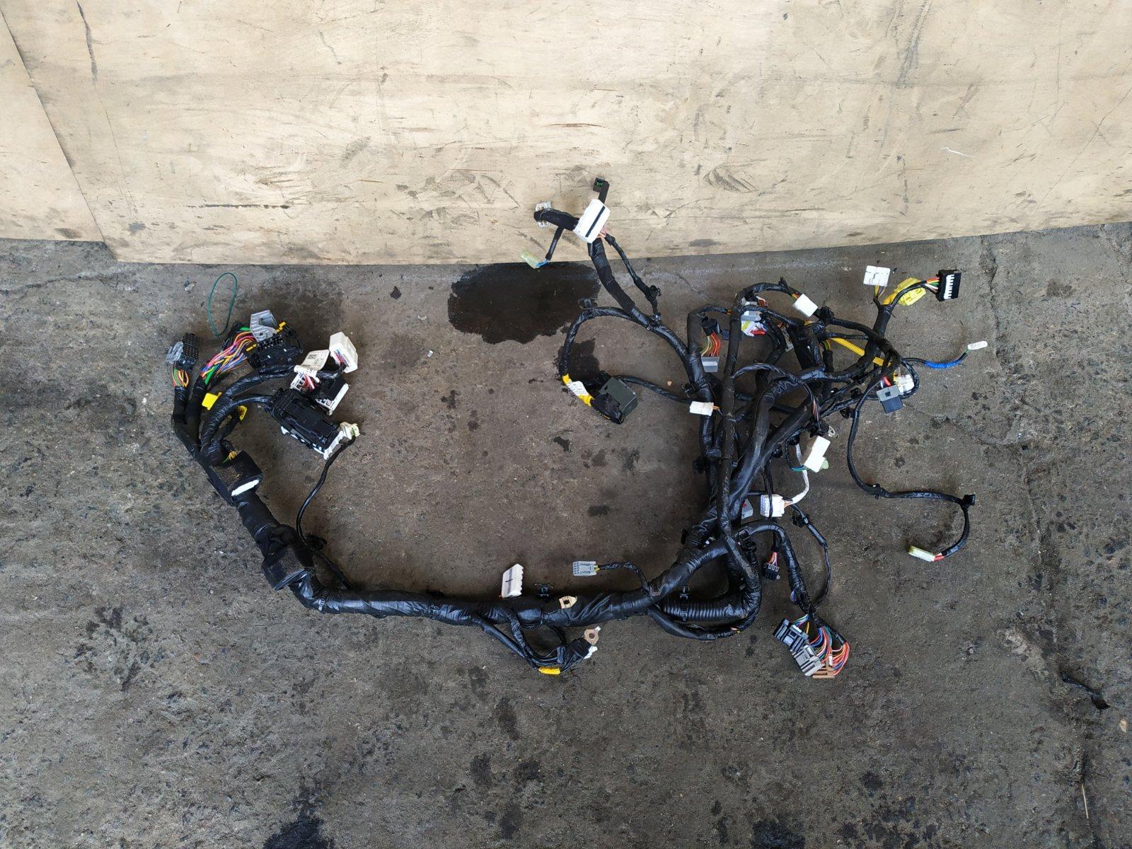 Проводка под торпедо Hyundai Solaris 2 G4LC 2017 (б/у)