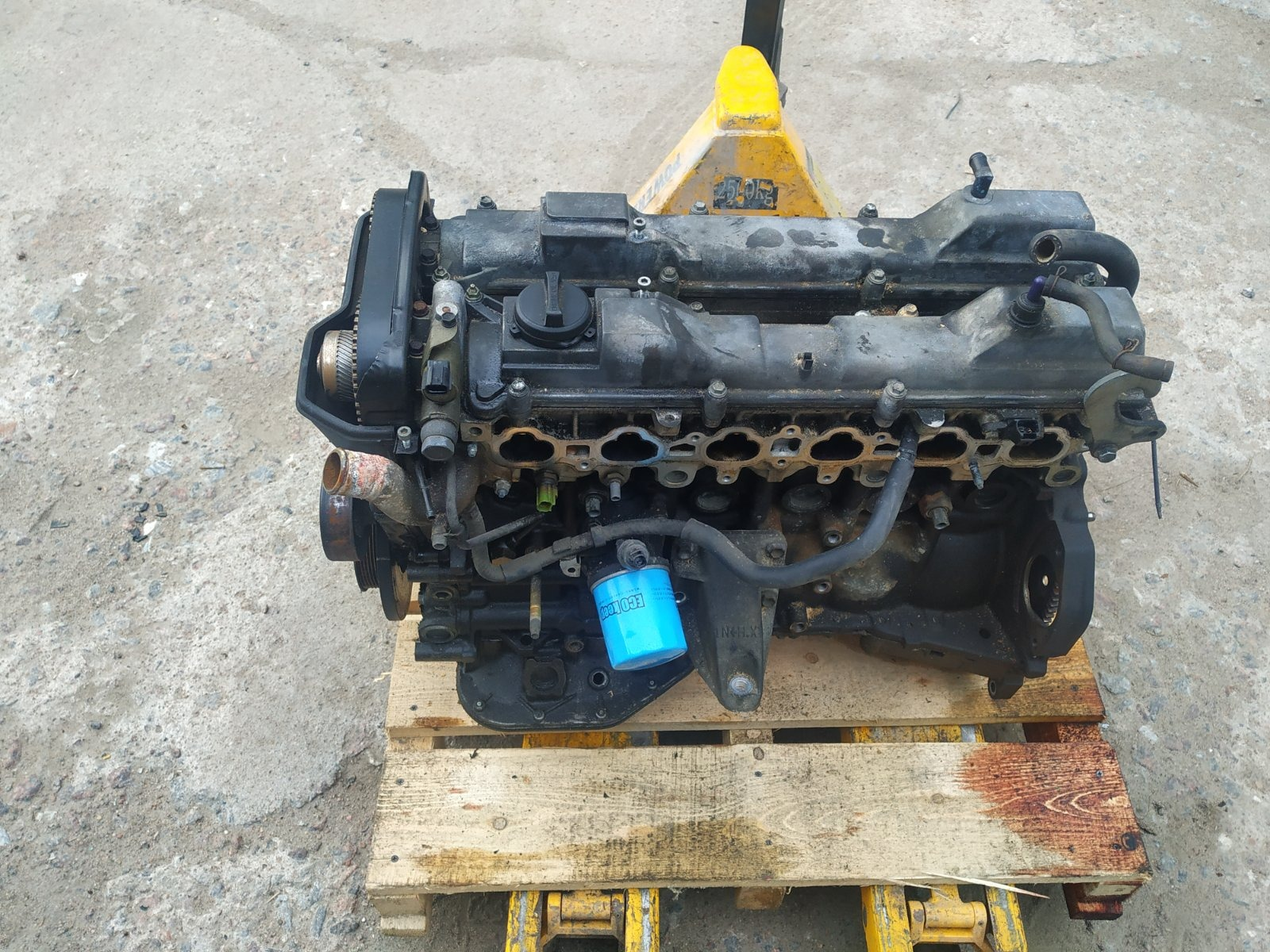 Двигатель Toyota Mark 2 100 1JZ-GE 1996 (б/у)