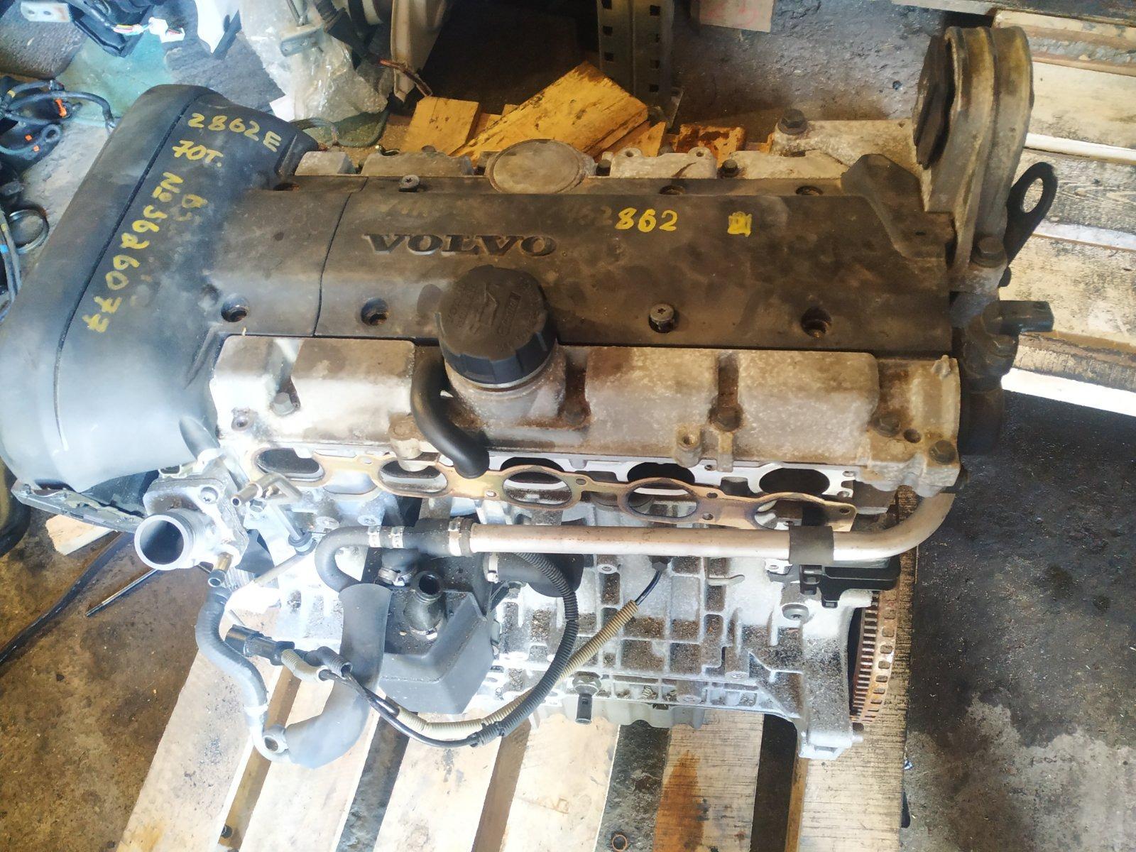 Двигатель Volvo XC70 B5244T5 2000 (б/у)