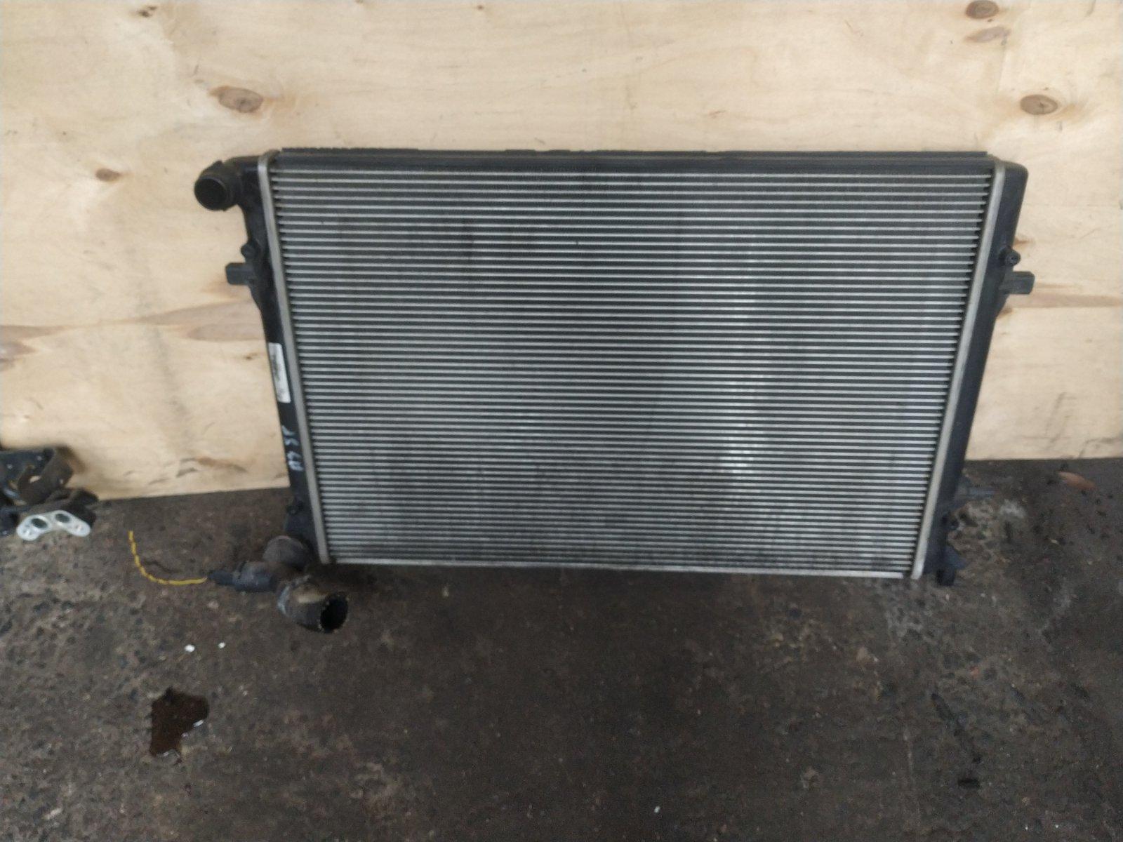 Радиатор основной Audi A3 8P 2003 (б/у)