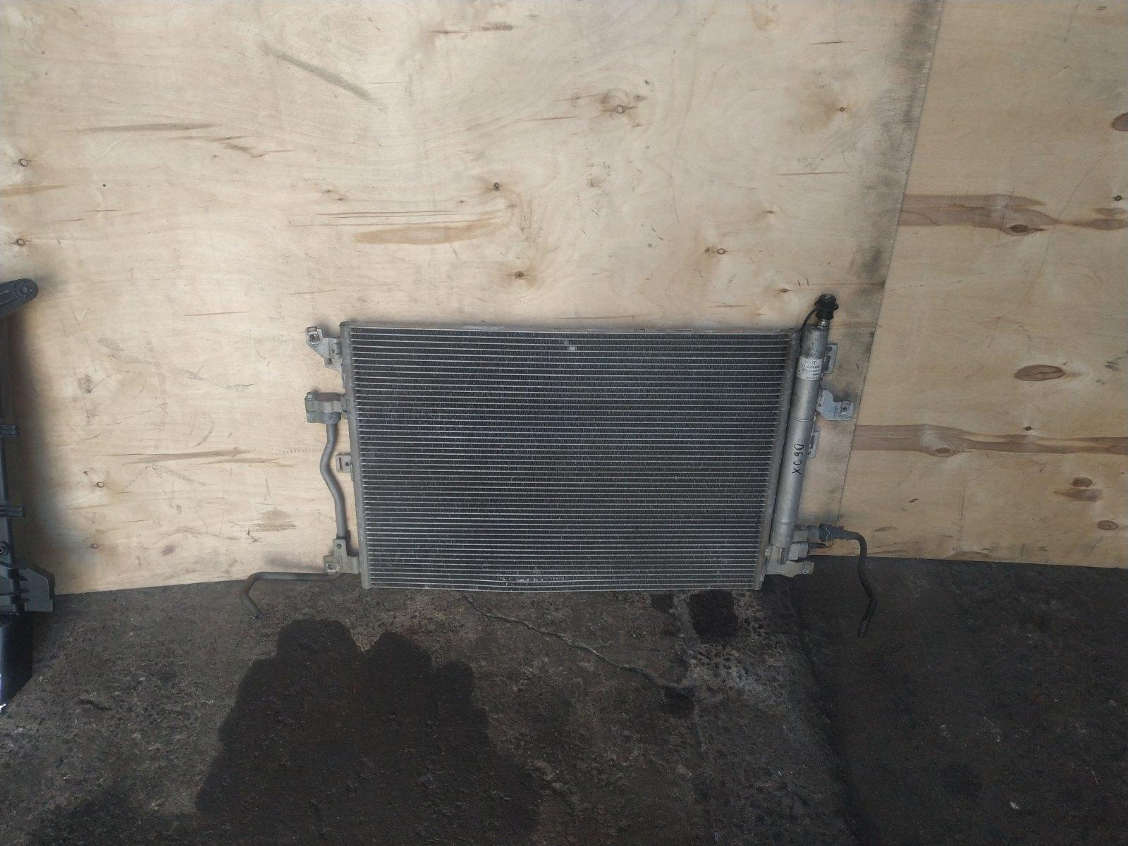 Радиатор кондиционера Volvo XC90 2002 (б/у)