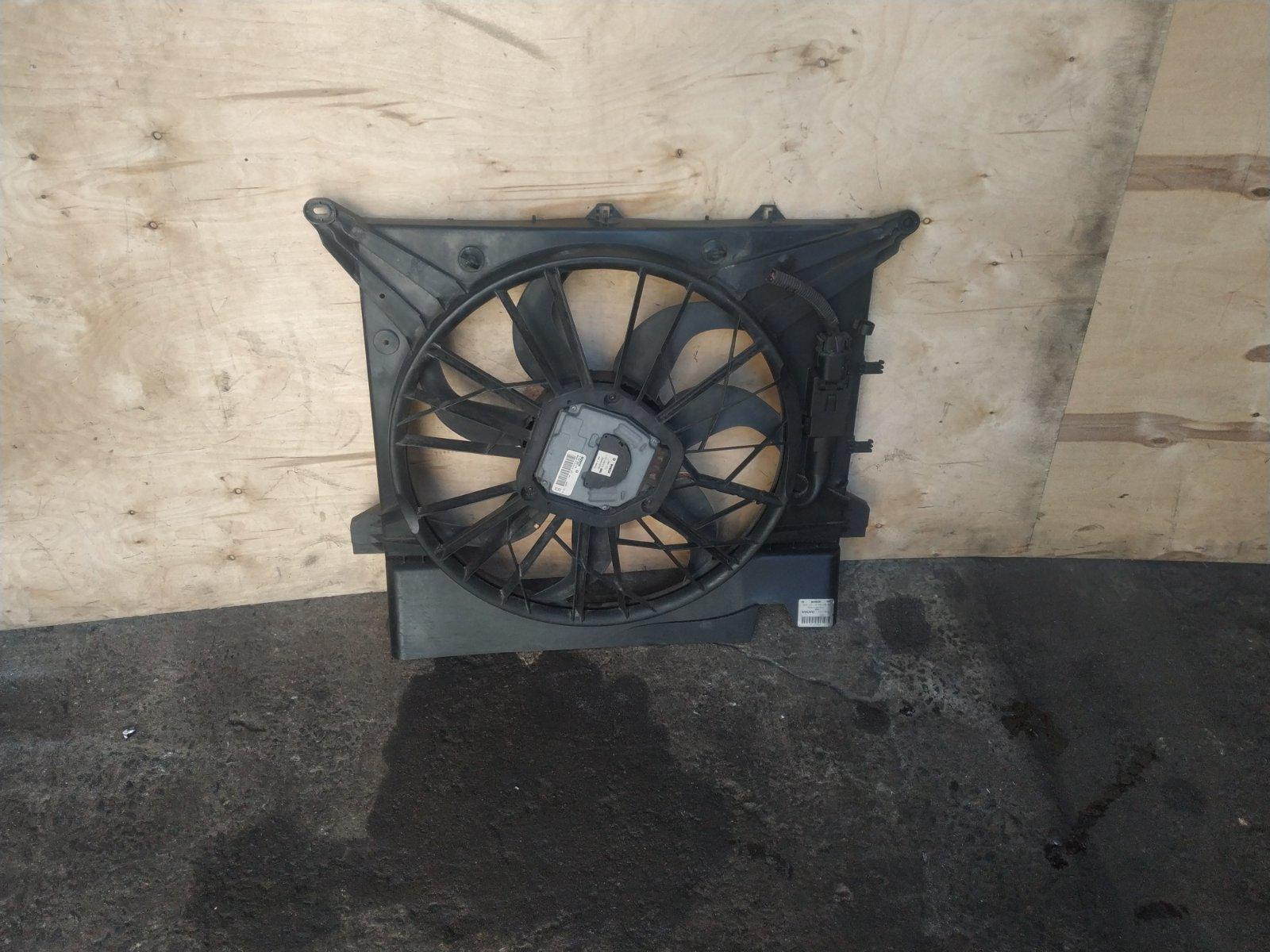 Диффузор с вентилятором Volvo XC90 2002 (б/у)
