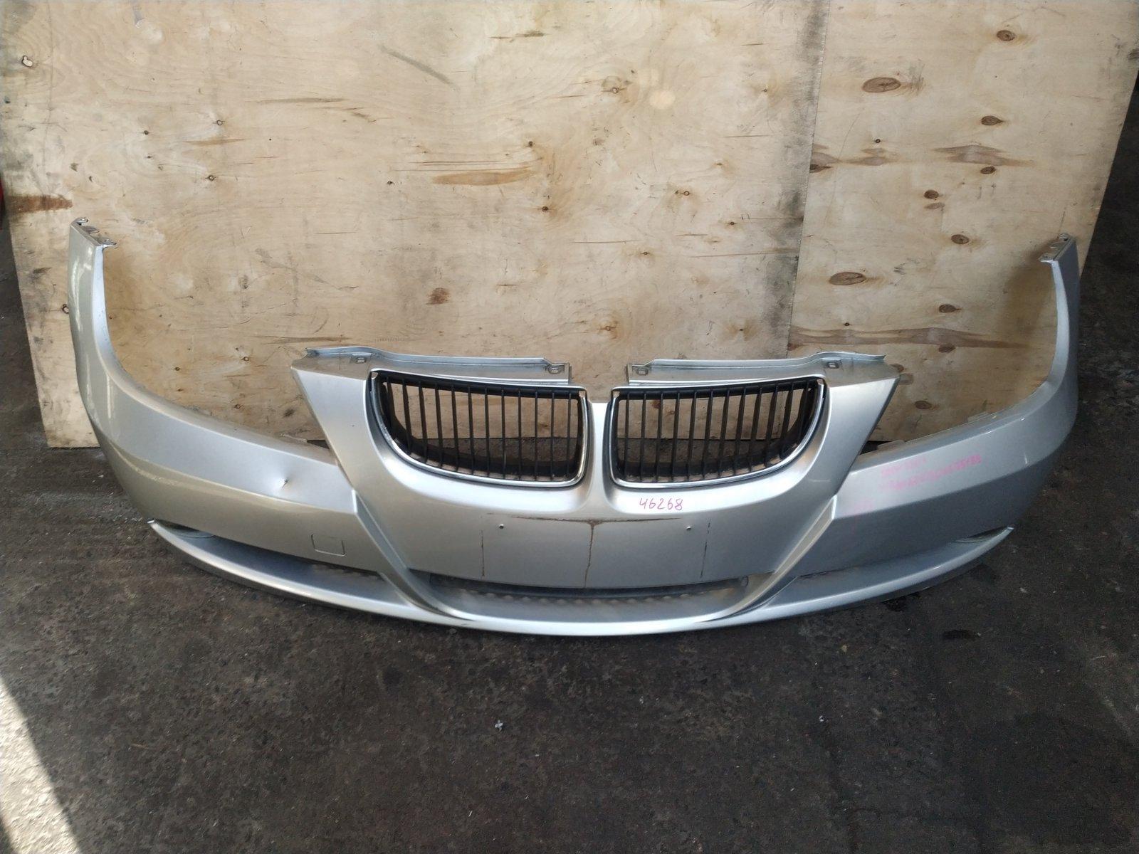 Бампер BMW 3-series Е90 2005 передний (б/у)