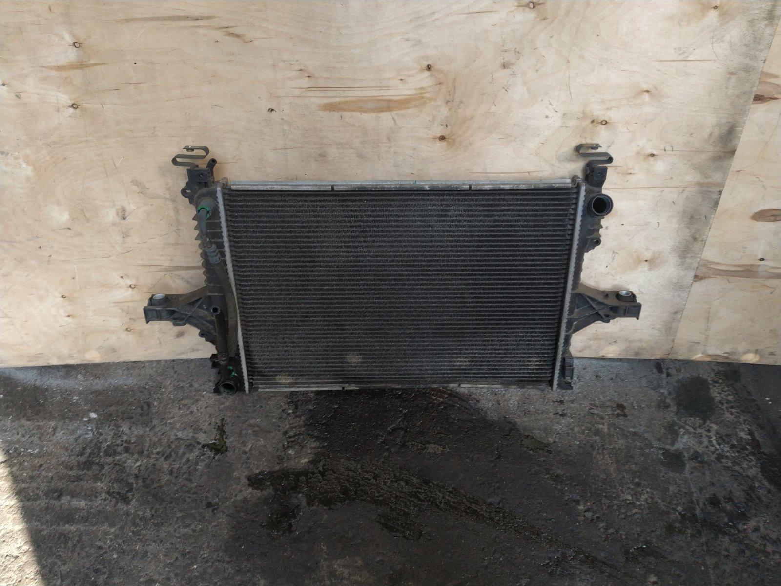 Радиатор основной Volvo S60 2000 (б/у)