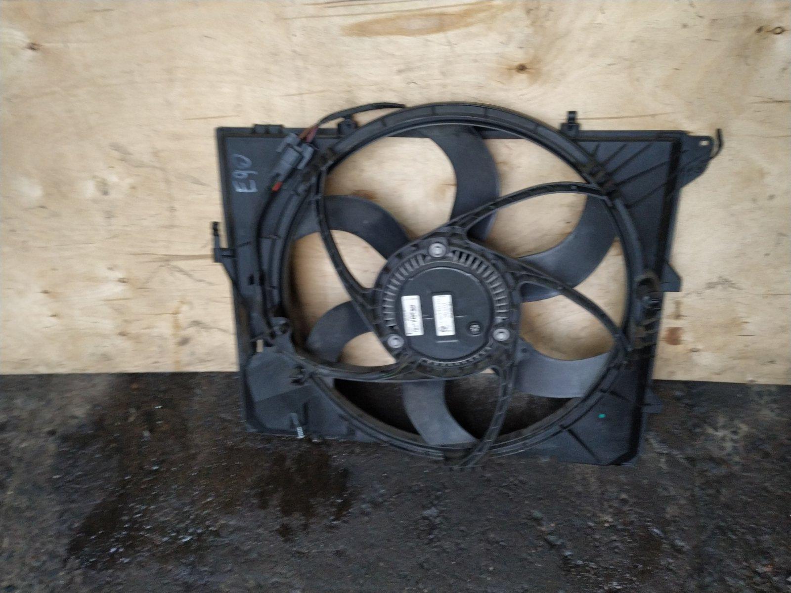 Диффузор с вентилятором BMW 3-series Е90 2005 (б/у)