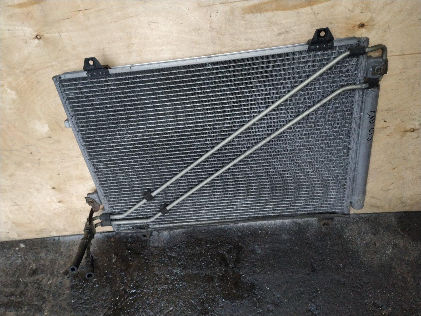 Радиатор кондиционера Cadillac CTS 1 2002 (б/у)