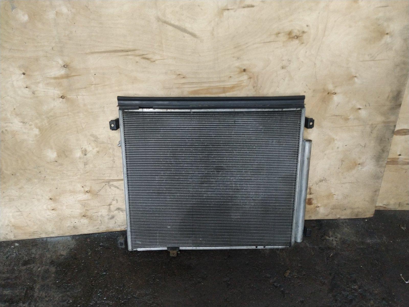 Радиатор кондиционера Cadillac SRX 1 2003 (б/у)