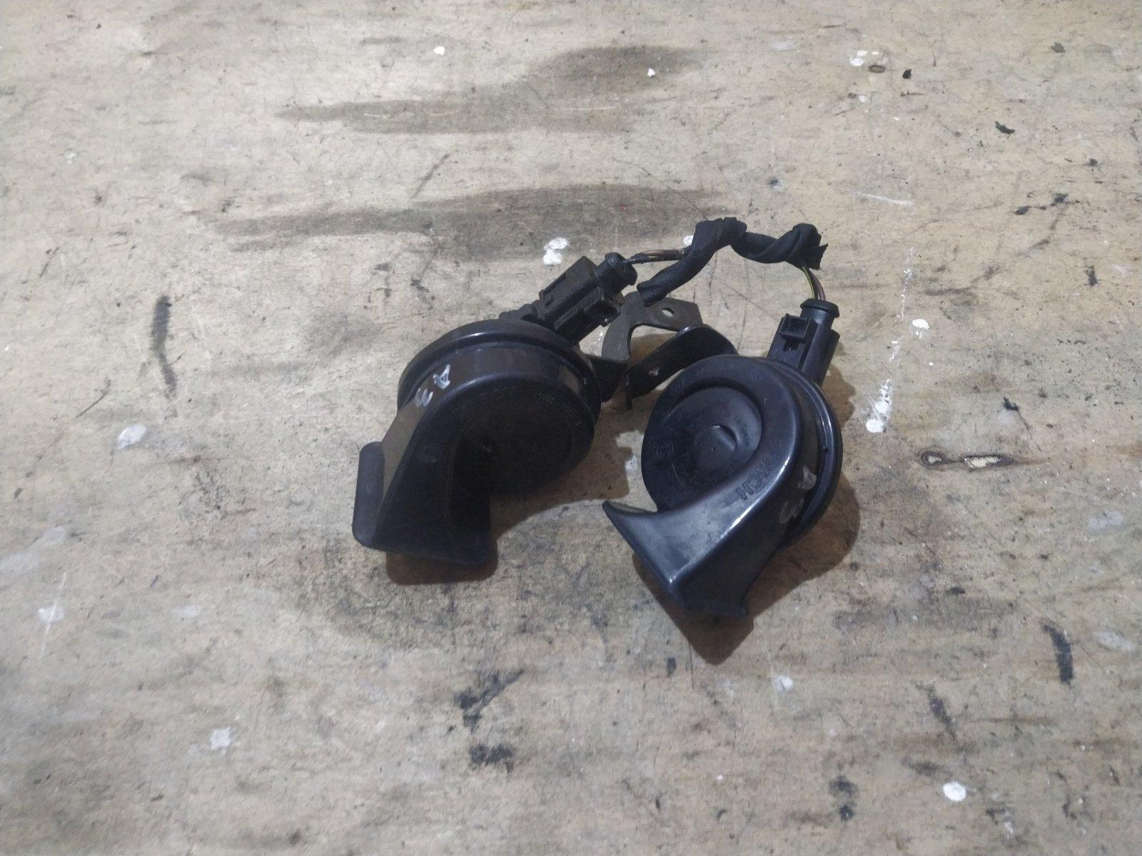Сигналы звуковые комплект Audi A3 8P 2003 (б/у)