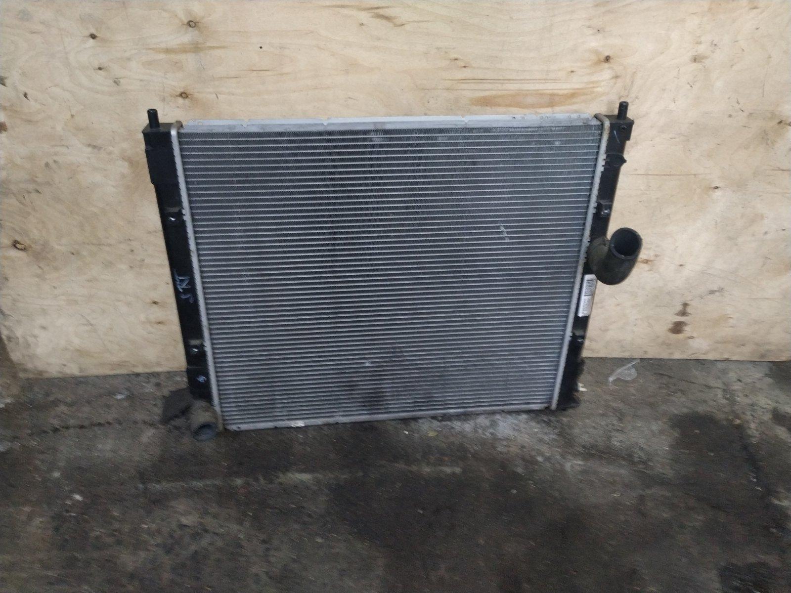 Радиатор основной Cadillac SRX 1 2003 (б/у)