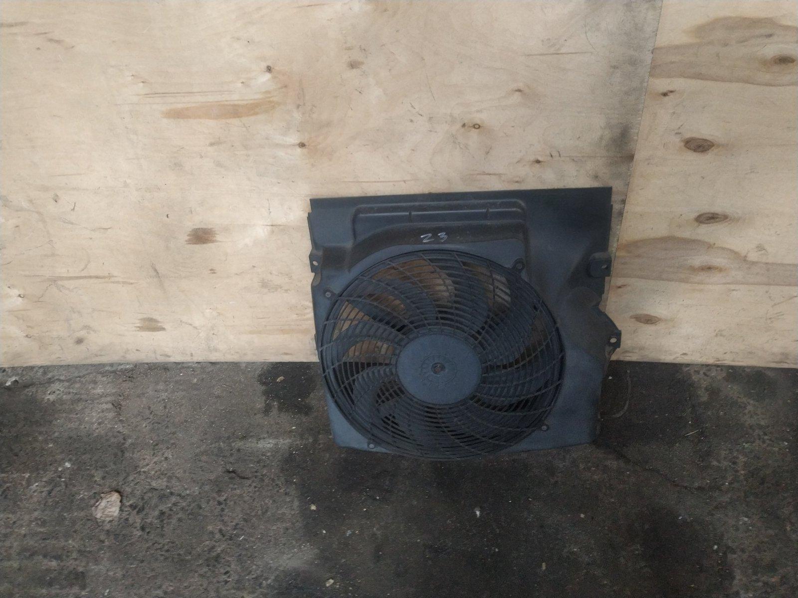 Диффузор с вентилятором BMW Z3 1995 (б/у)