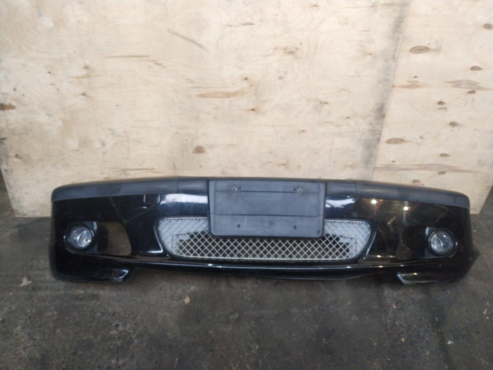 Бампер BMW 3-series E46 2001–2006 передний (б/у)