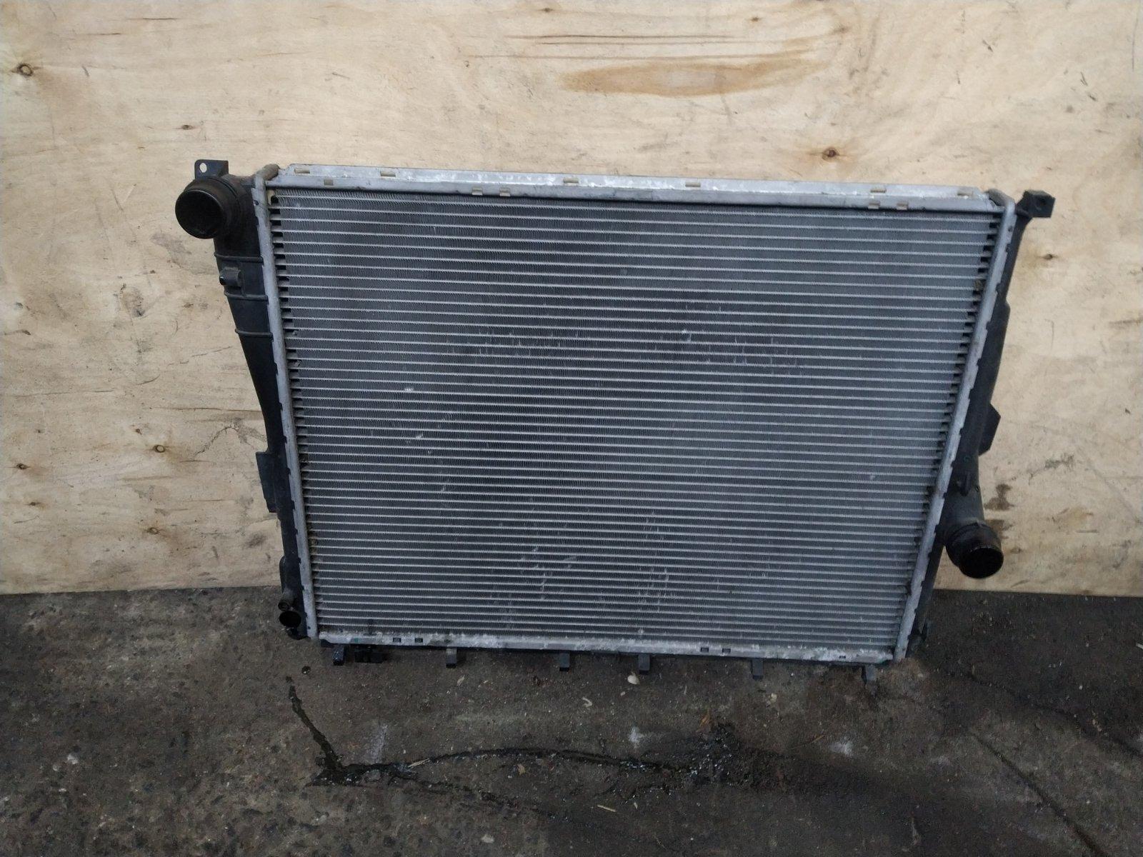 Радиатор основной BMW 3-series E46 2001–2006 (б/у)
