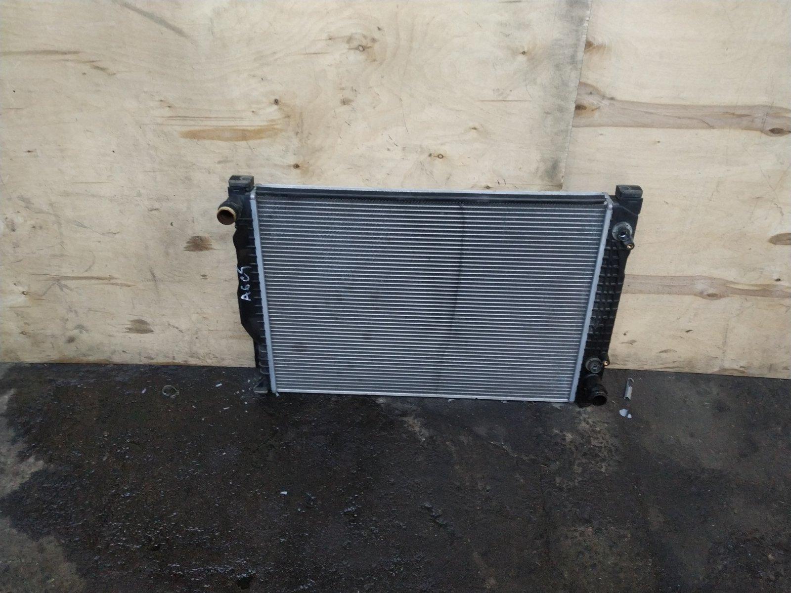 Радиатор основной Audi A6 С5 2001 (б/у)