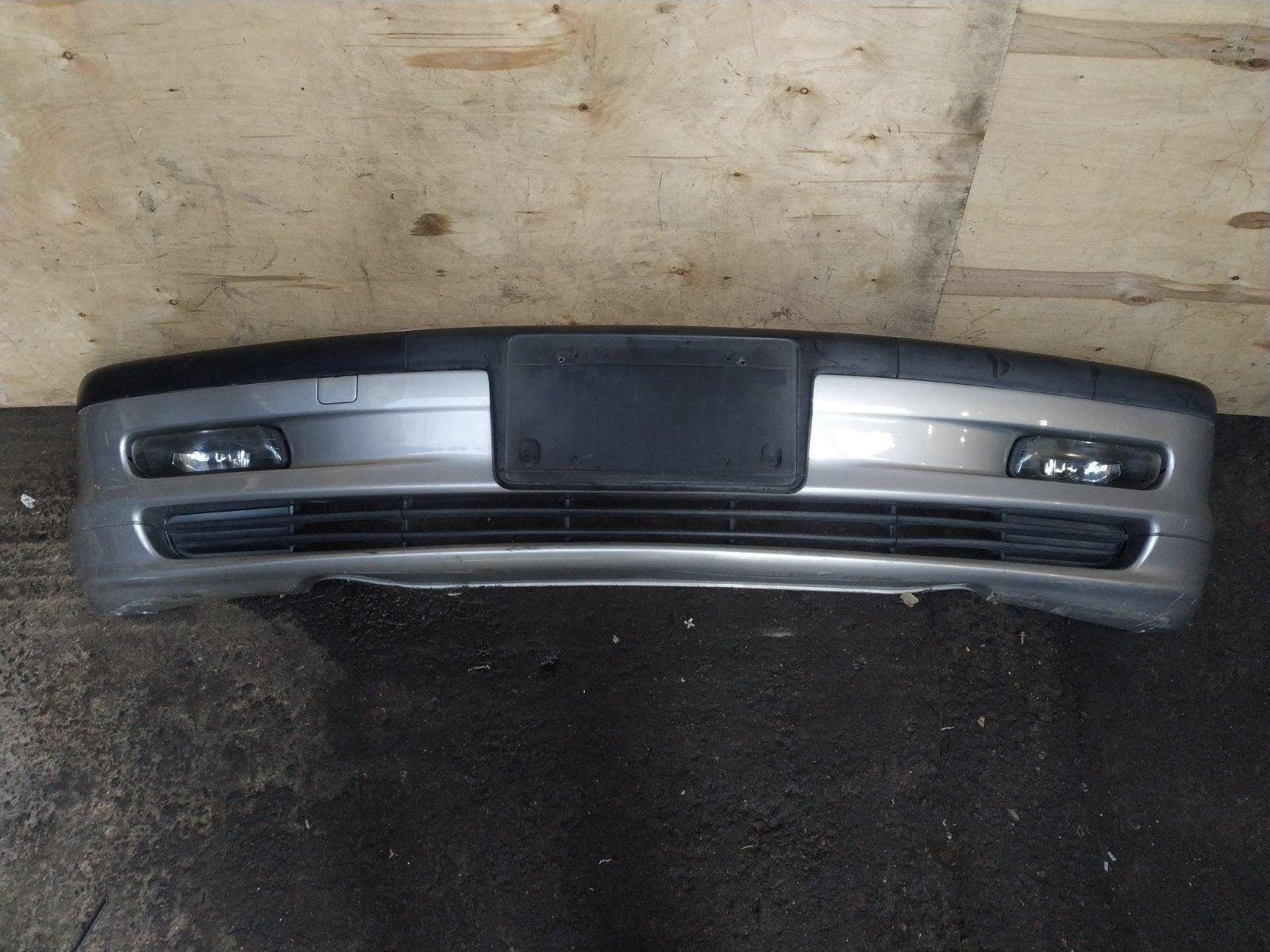 Бампер BMW 3-series E46 1998 передний (б/у)