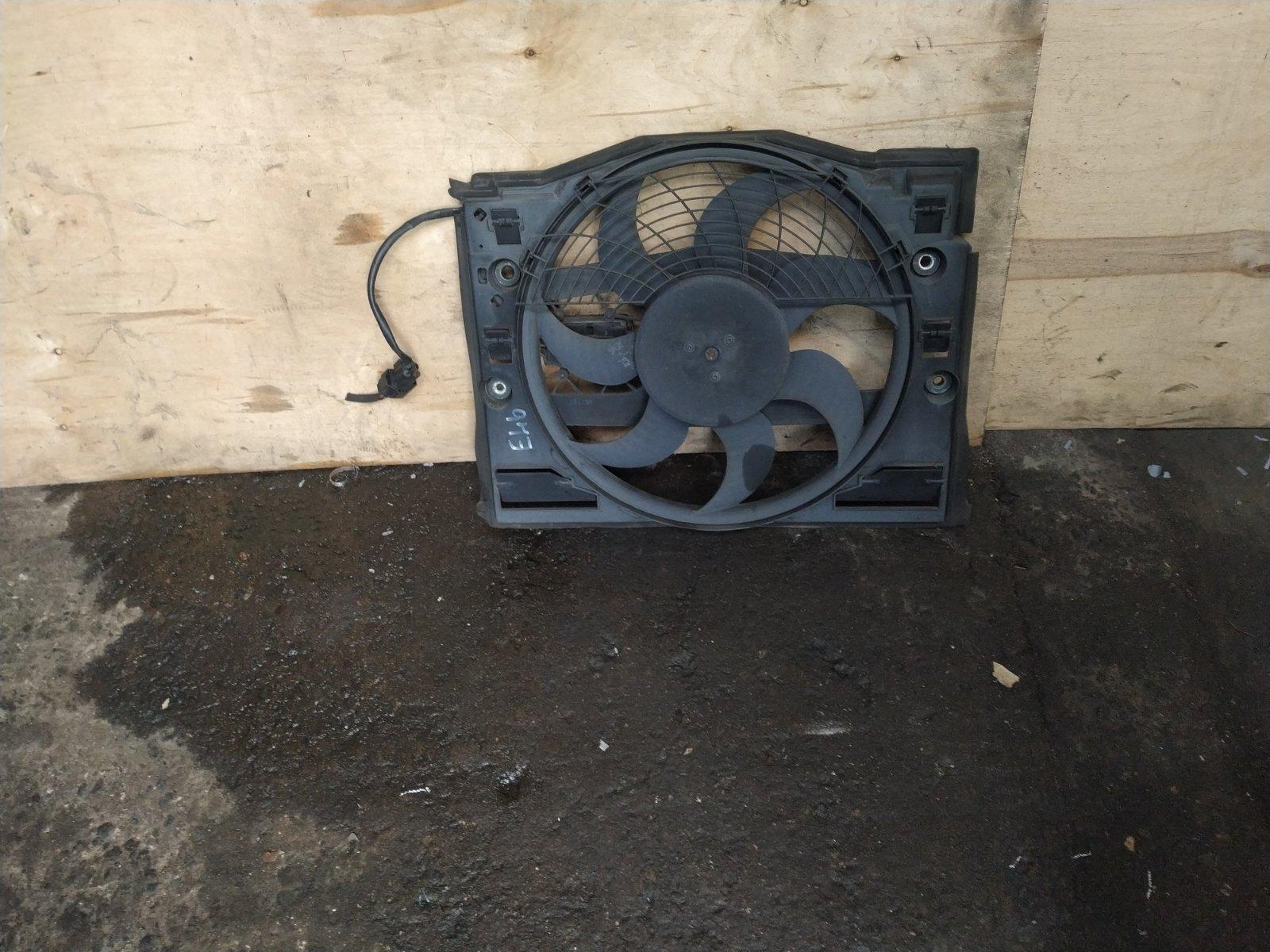 Вентилятор кондиционера BMW 3-series E46 1998 (б/у)
