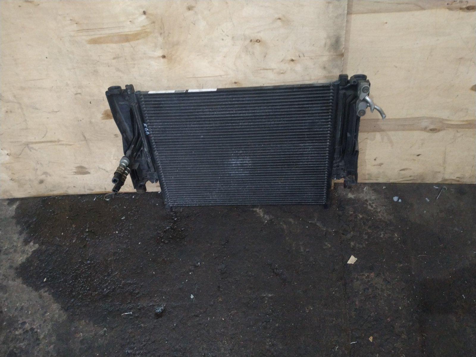 Радиатор кондиционера BMW 3-series E46 1998 (б/у)