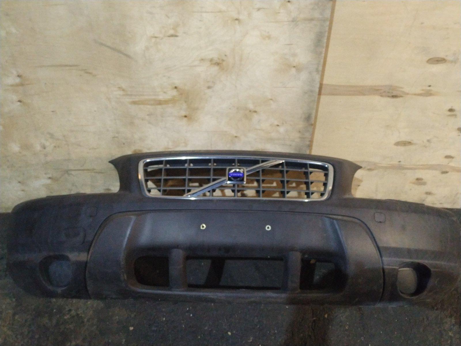 Бампер Volvo XC70 1 2000 передний (б/у)