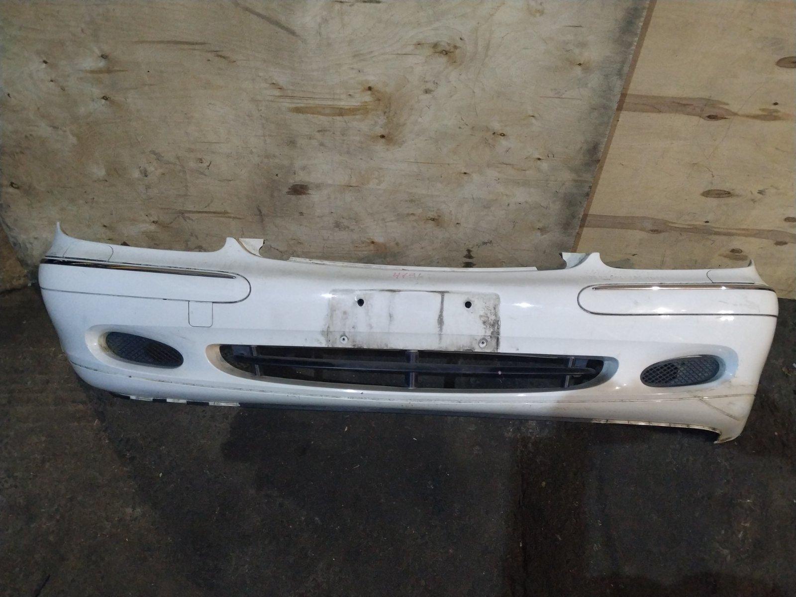 Бампер Mercedes S-class W220 1998 передний (б/у)
