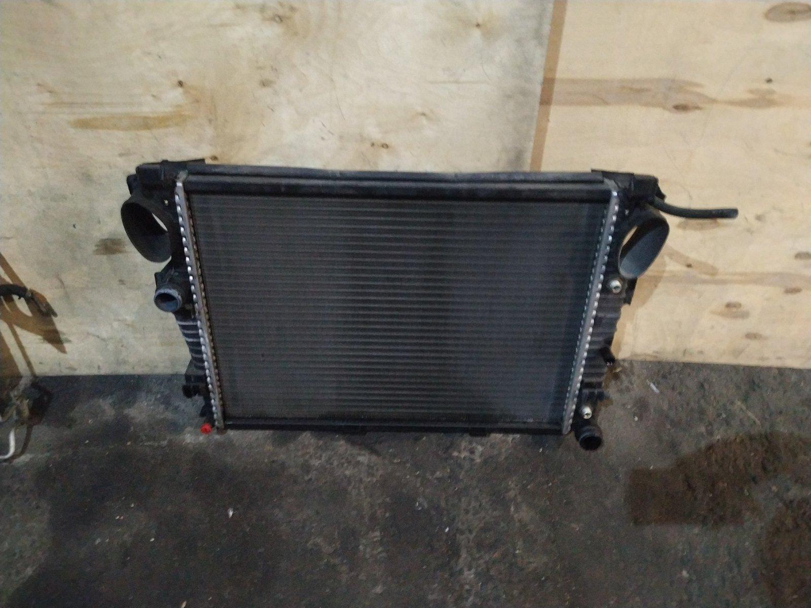 Радиатор основной Mercedes S-class W220 1998 (б/у)
